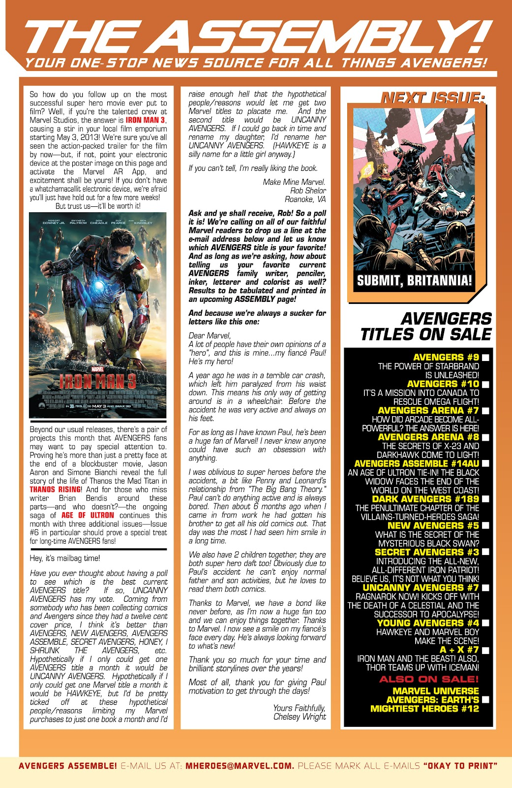 Read online Age of Ultron Companion comic -  Issue # TPB (Part 1) - 23