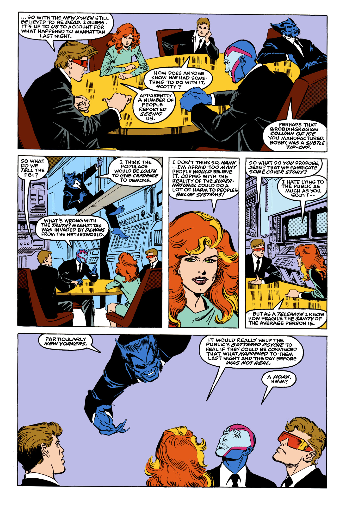 Read online X-Factor (1986) comic -  Issue # _ Annual 4 - 47