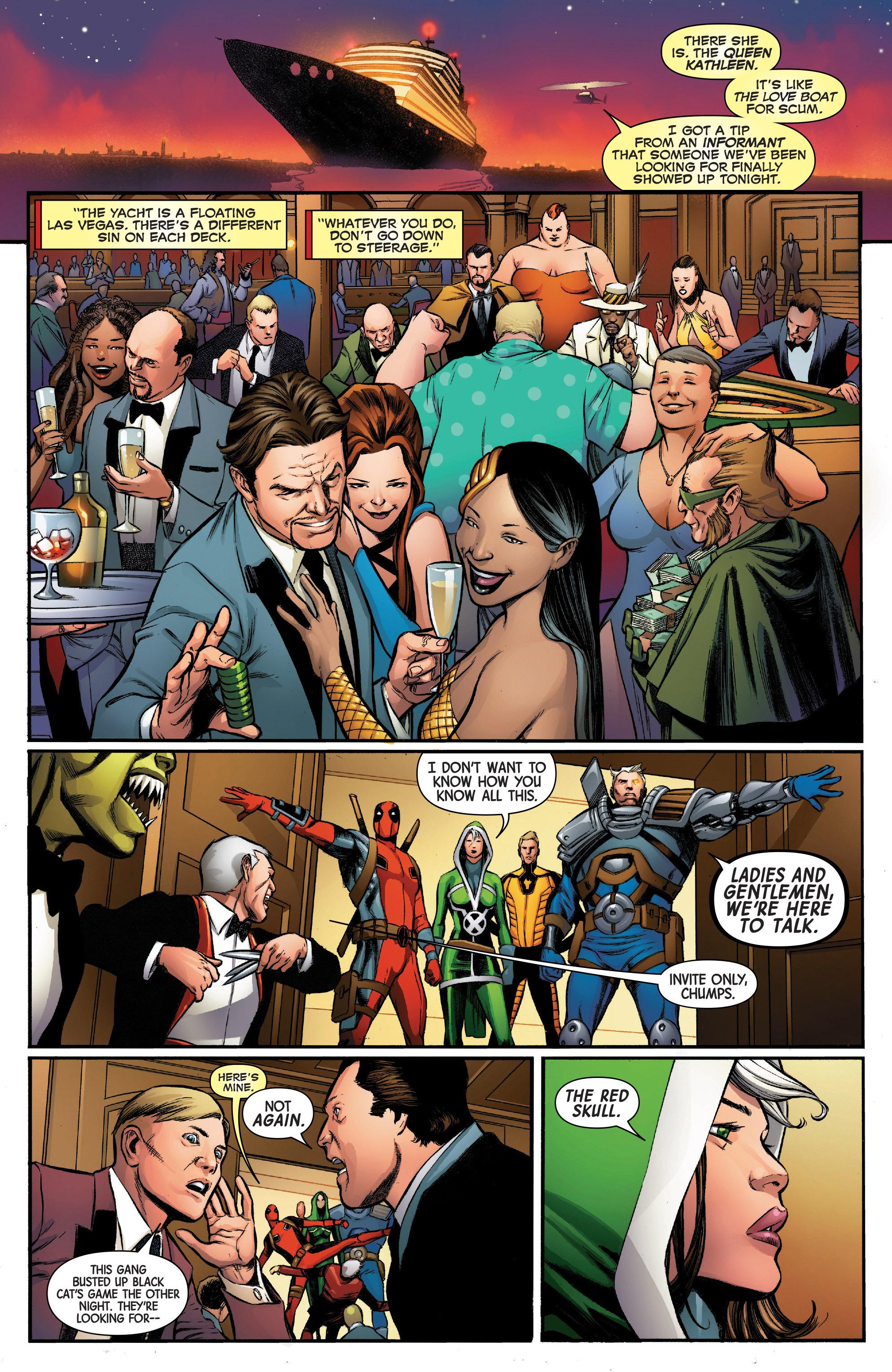 Read online Uncanny Avengers [II] comic -  Issue #5 - 3