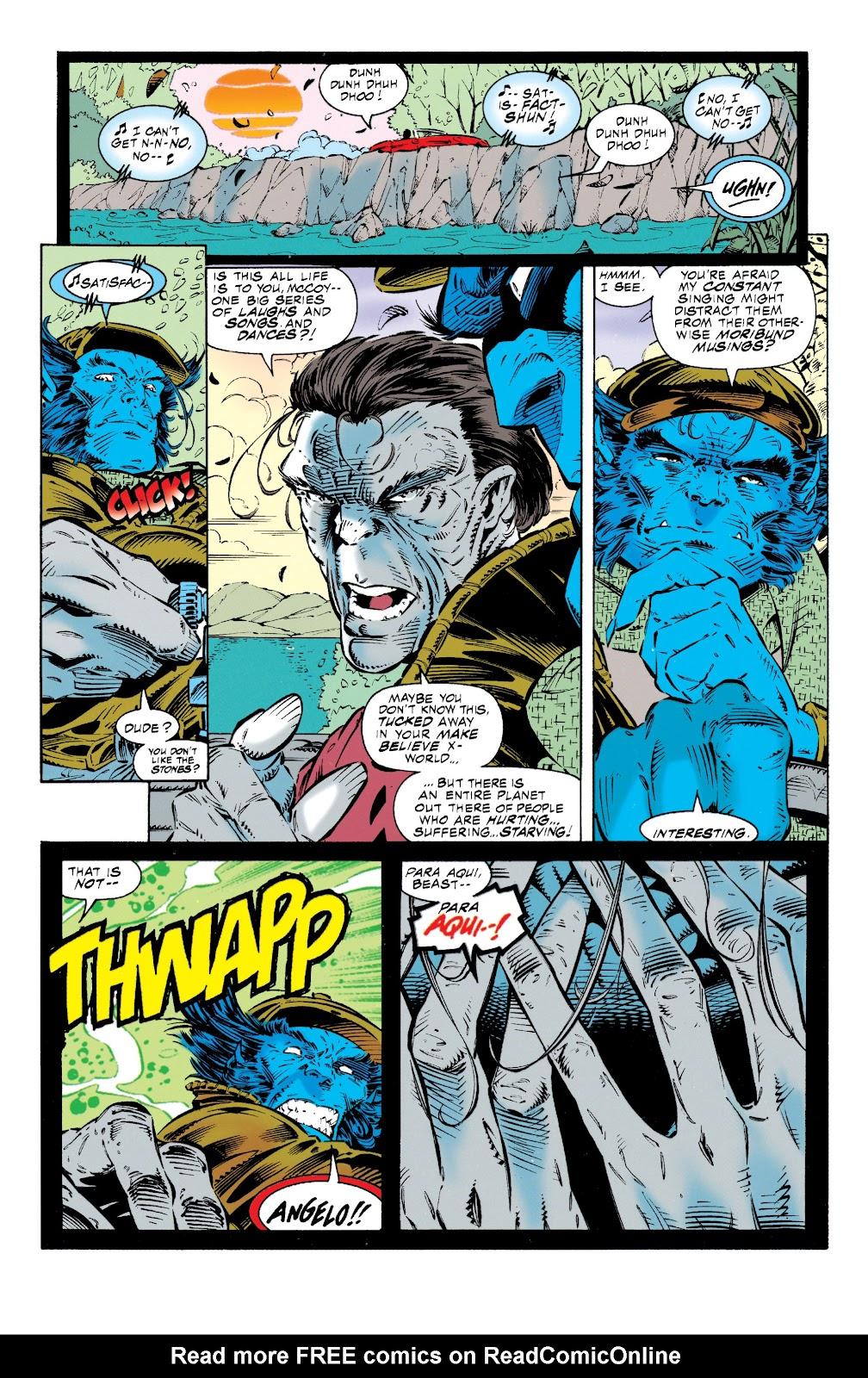 Uncanny X-Men (1963) issue 318 - Page 11