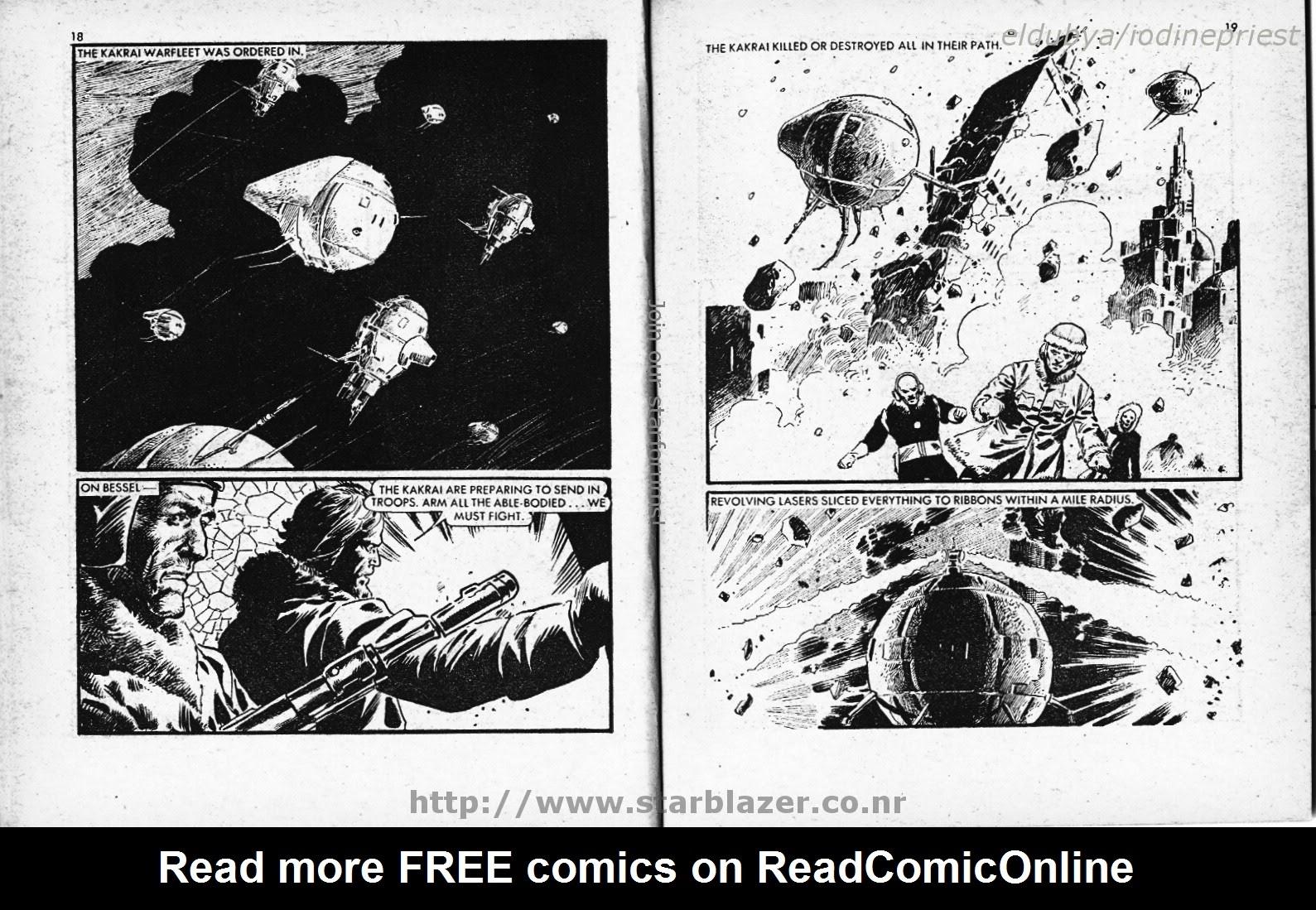 Starblazer issue 59 - Page 11
