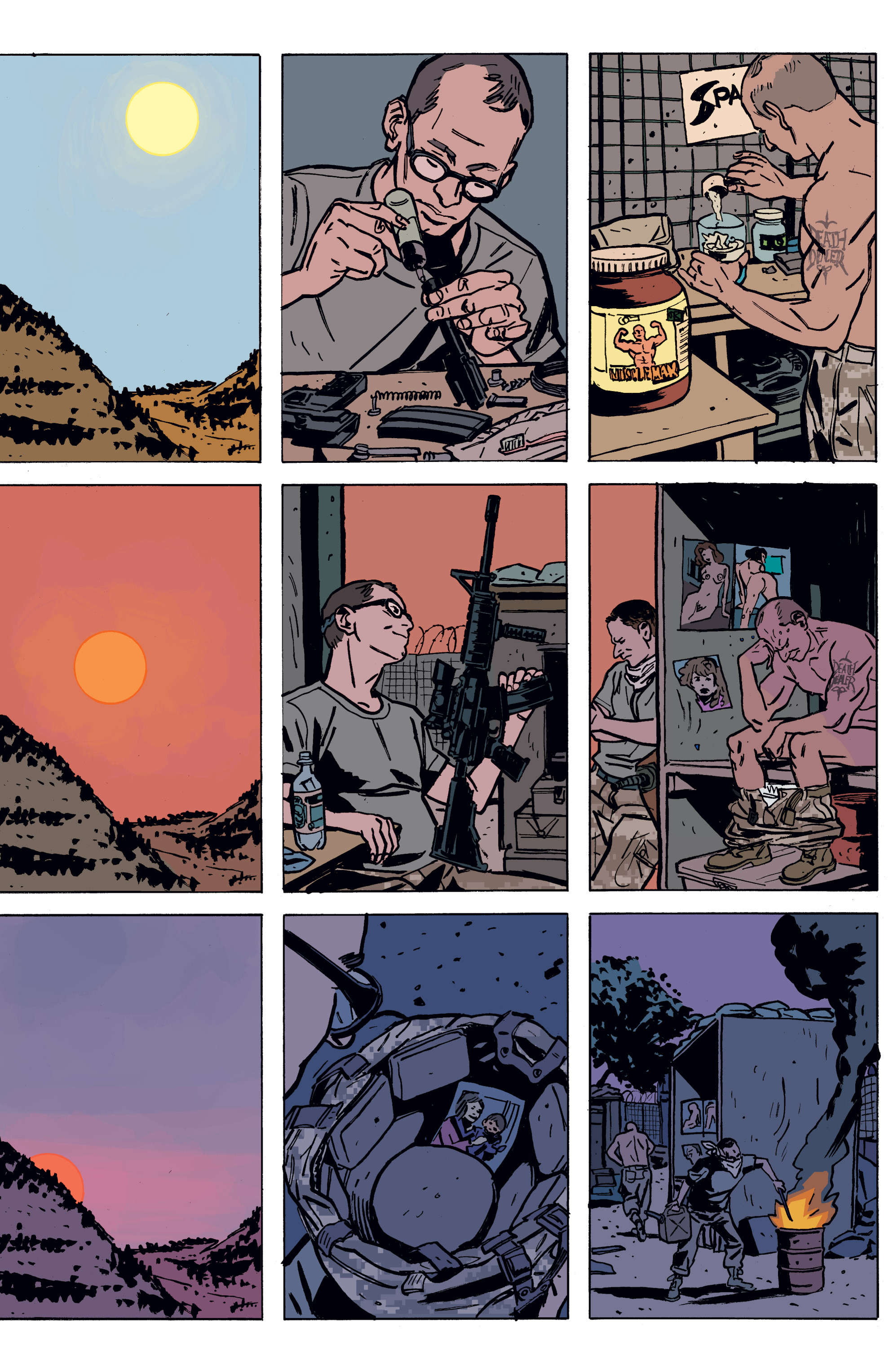 Read online Graveyard of Empires comic -  Issue # TPB - 18
