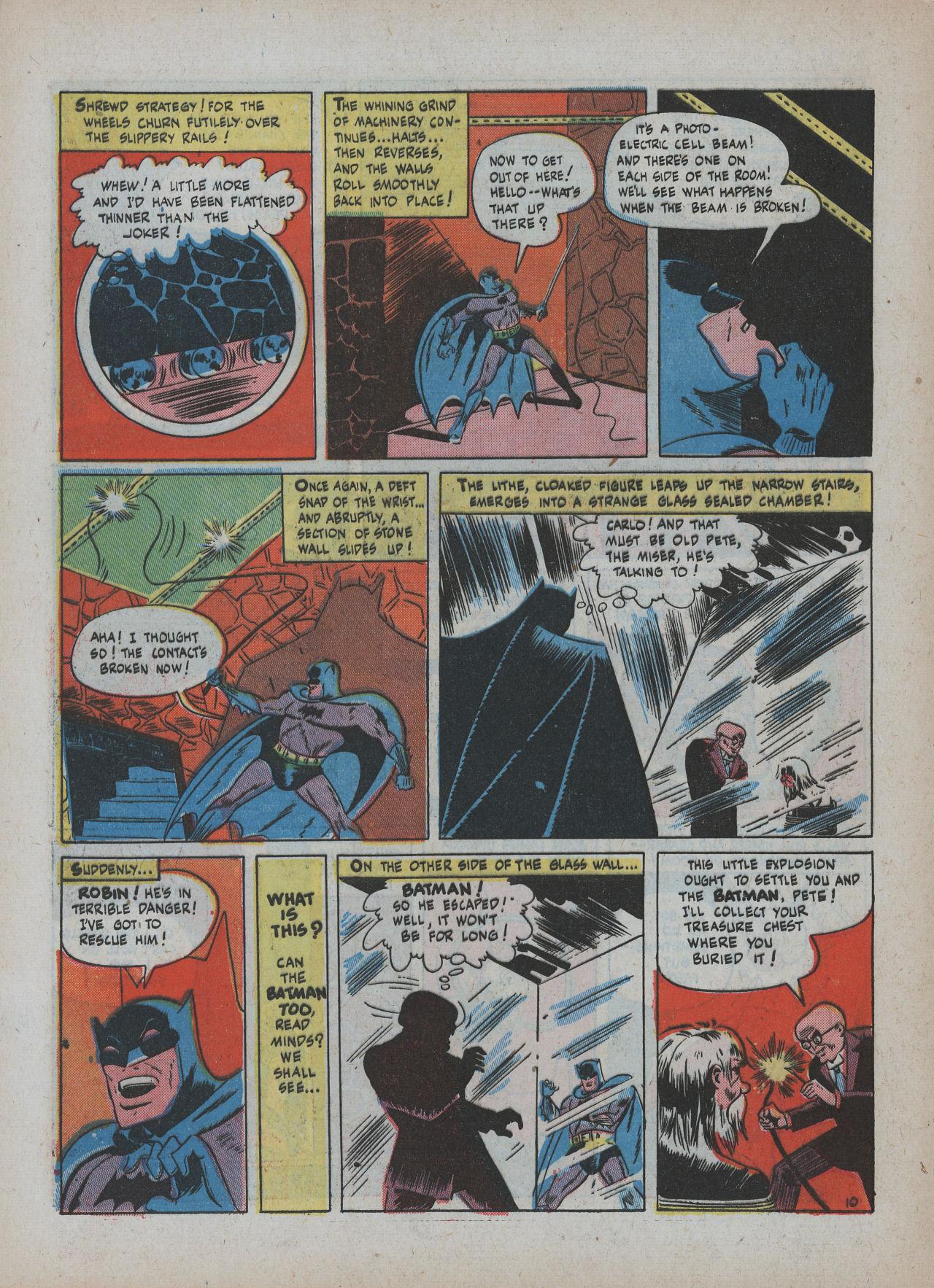 Detective Comics (1937) 70 Page 11
