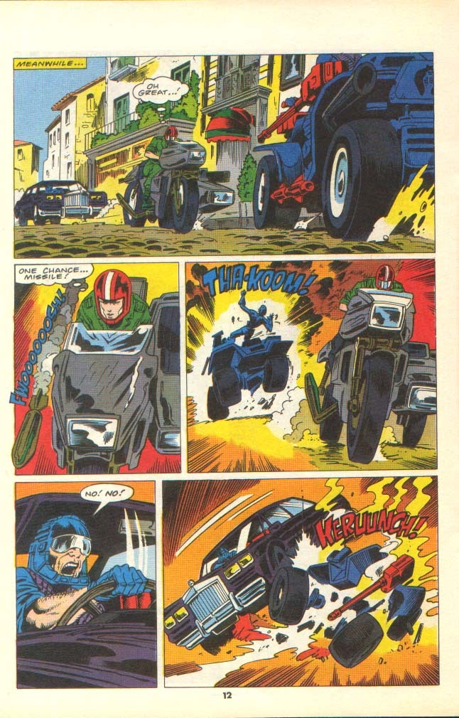 G.I. Joe European Missions issue 7 - Page 11