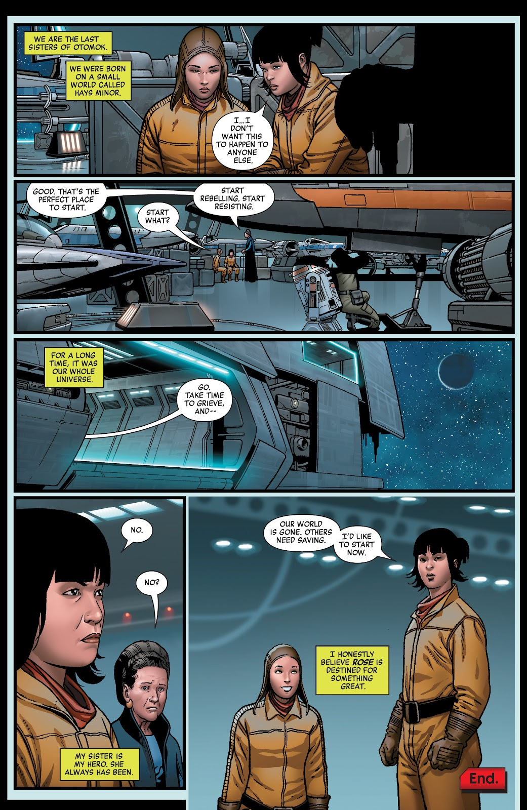 Read online Star Wars: Age of Republic: Heroes comic -  Issue # TPB - 67