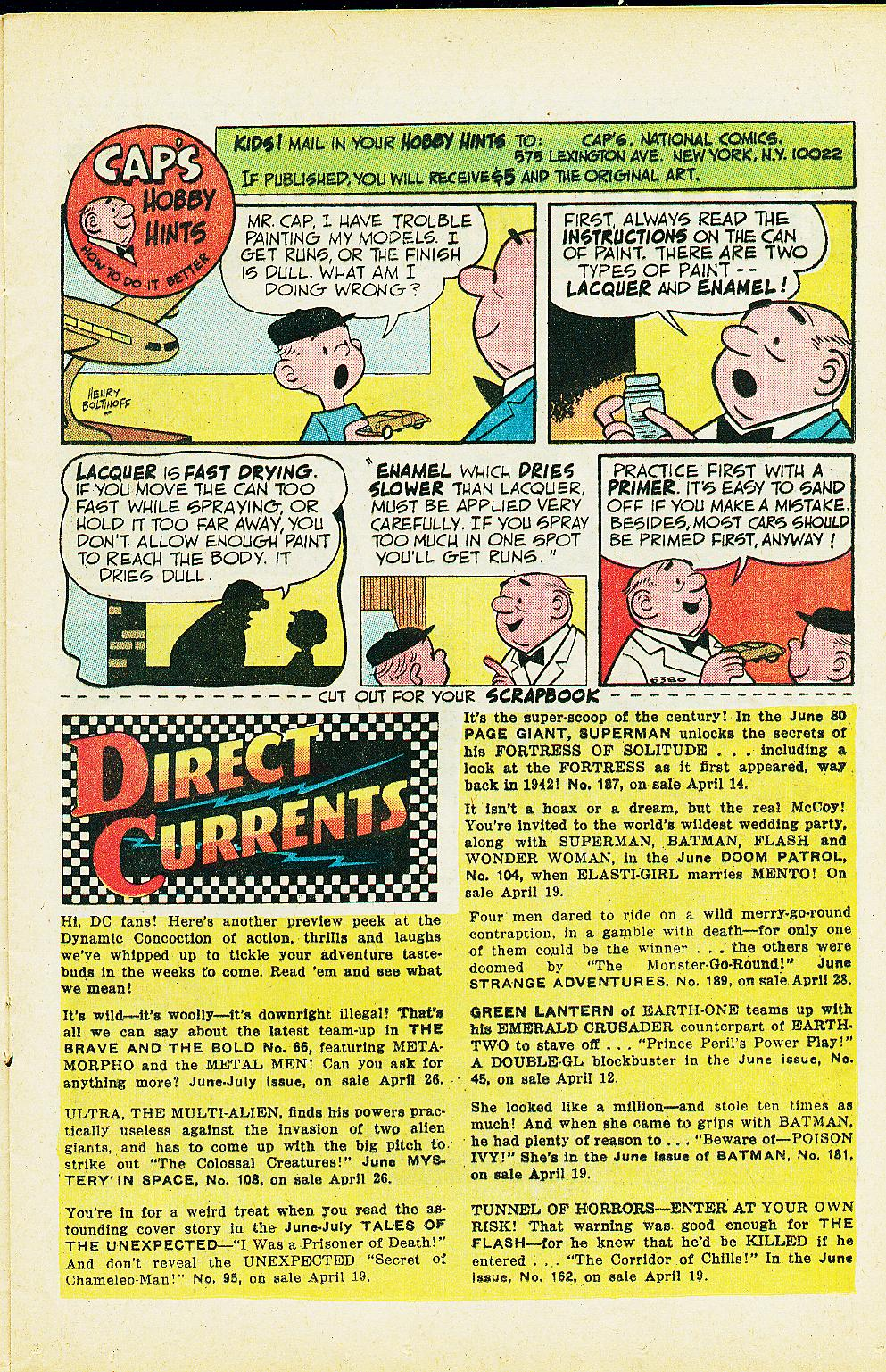 Metamorpho (1965) issue 6 - Page 13