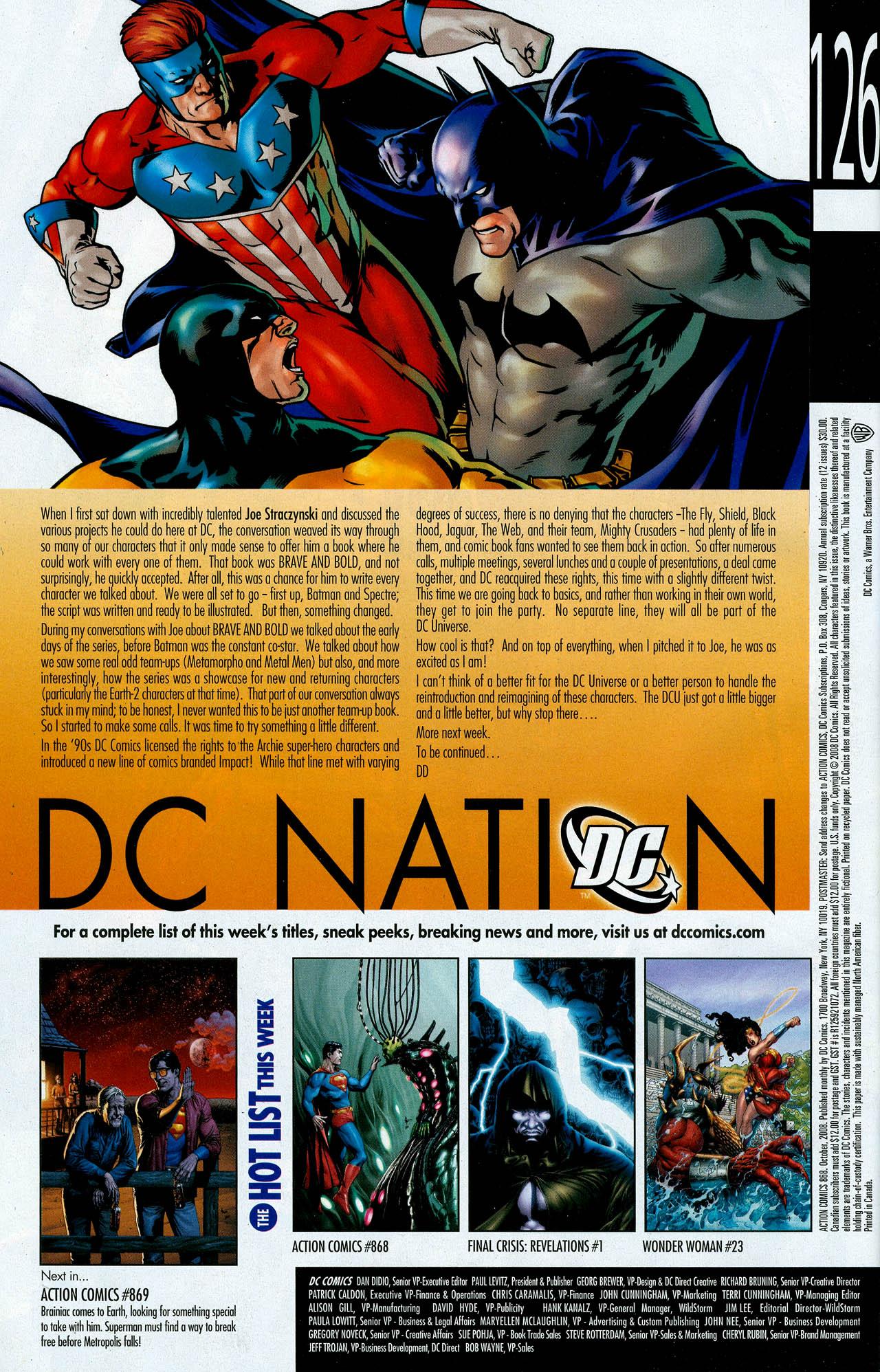 Action Comics (1938) 868 Page 33