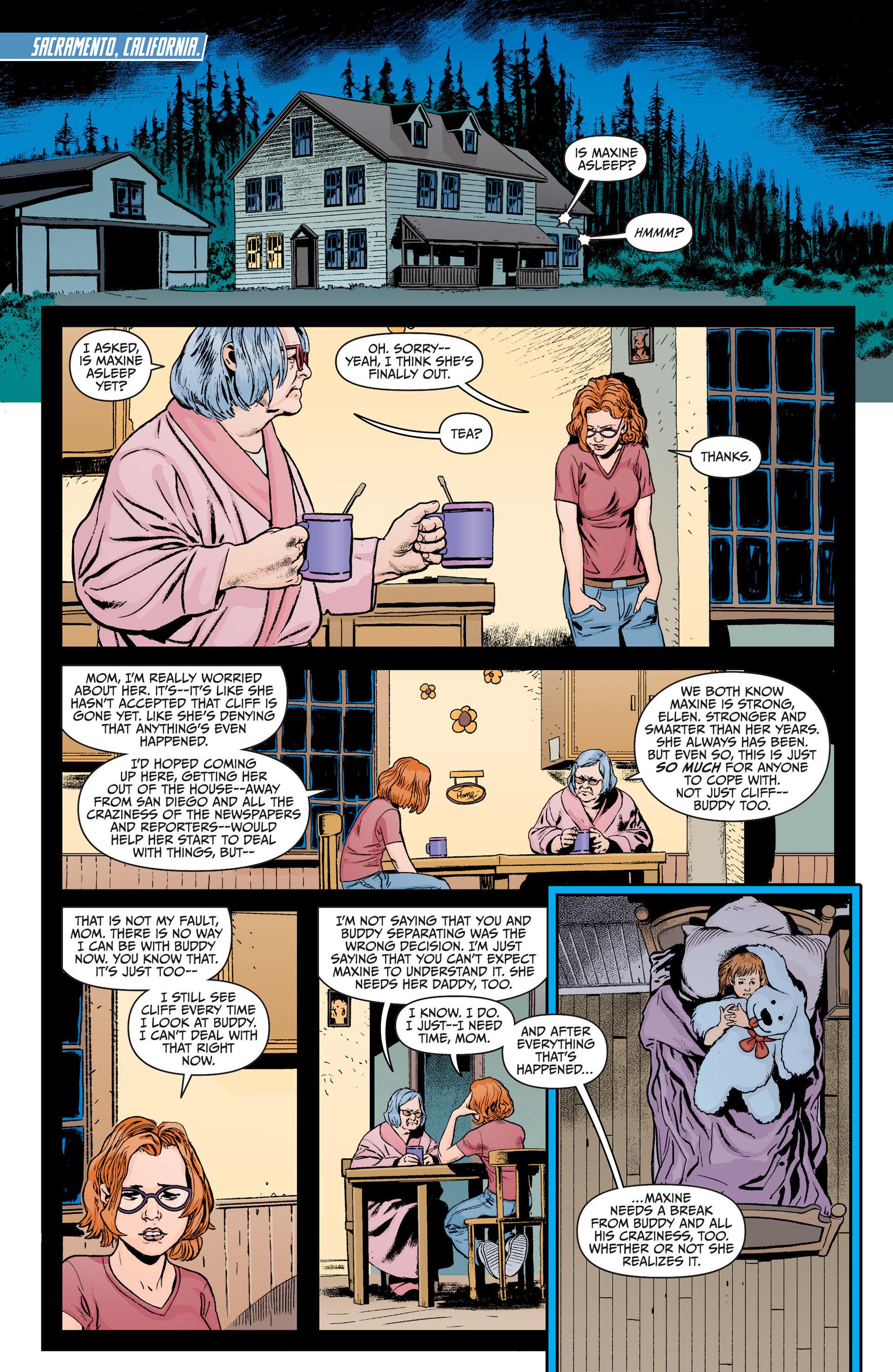 Read online Animal Man (2011) comic -  Issue #21 - 6
