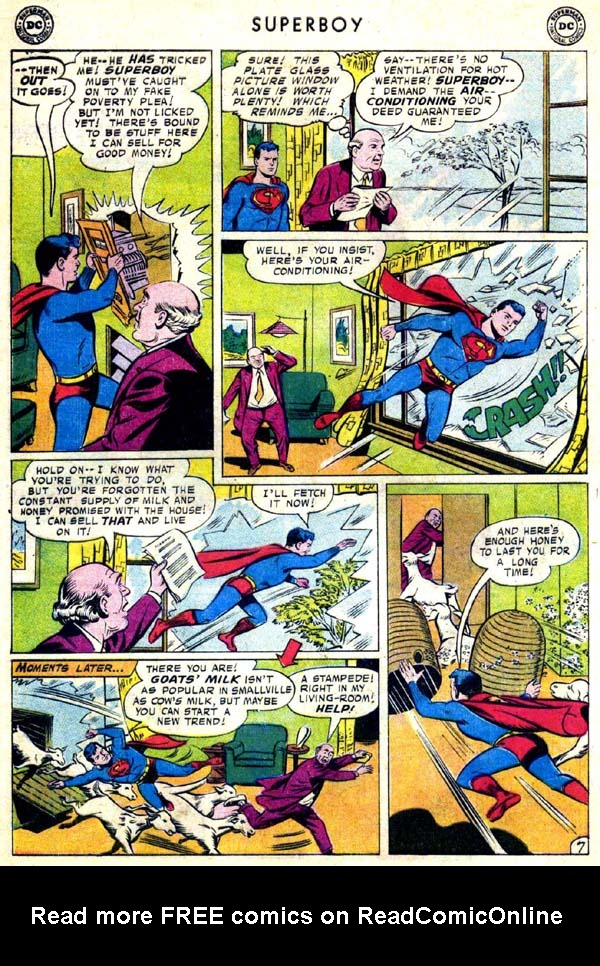 Superboy (1949) issue 70 - Page 17