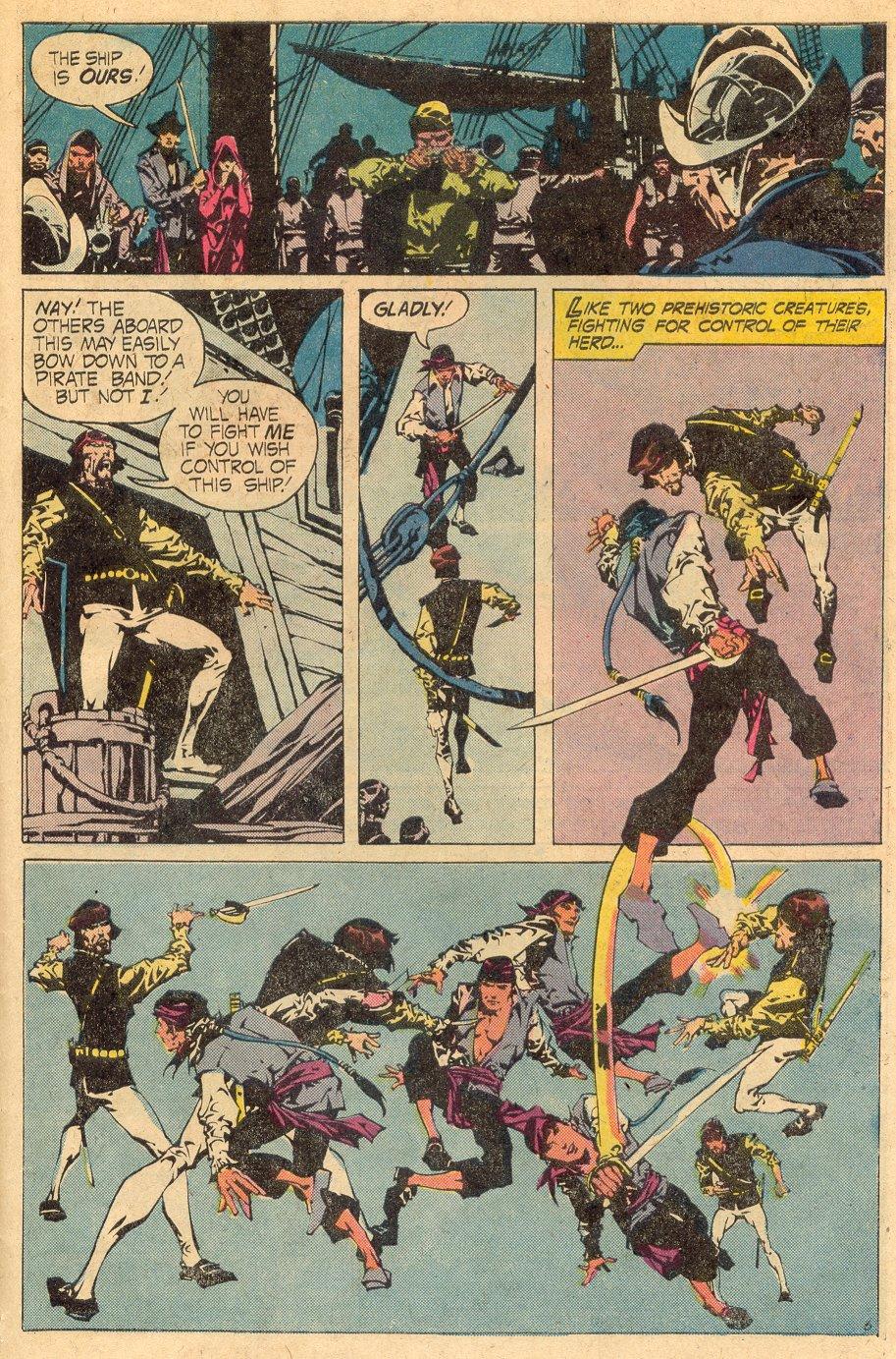 Read online Adventure Comics (1938) comic -  Issue #433 - 23