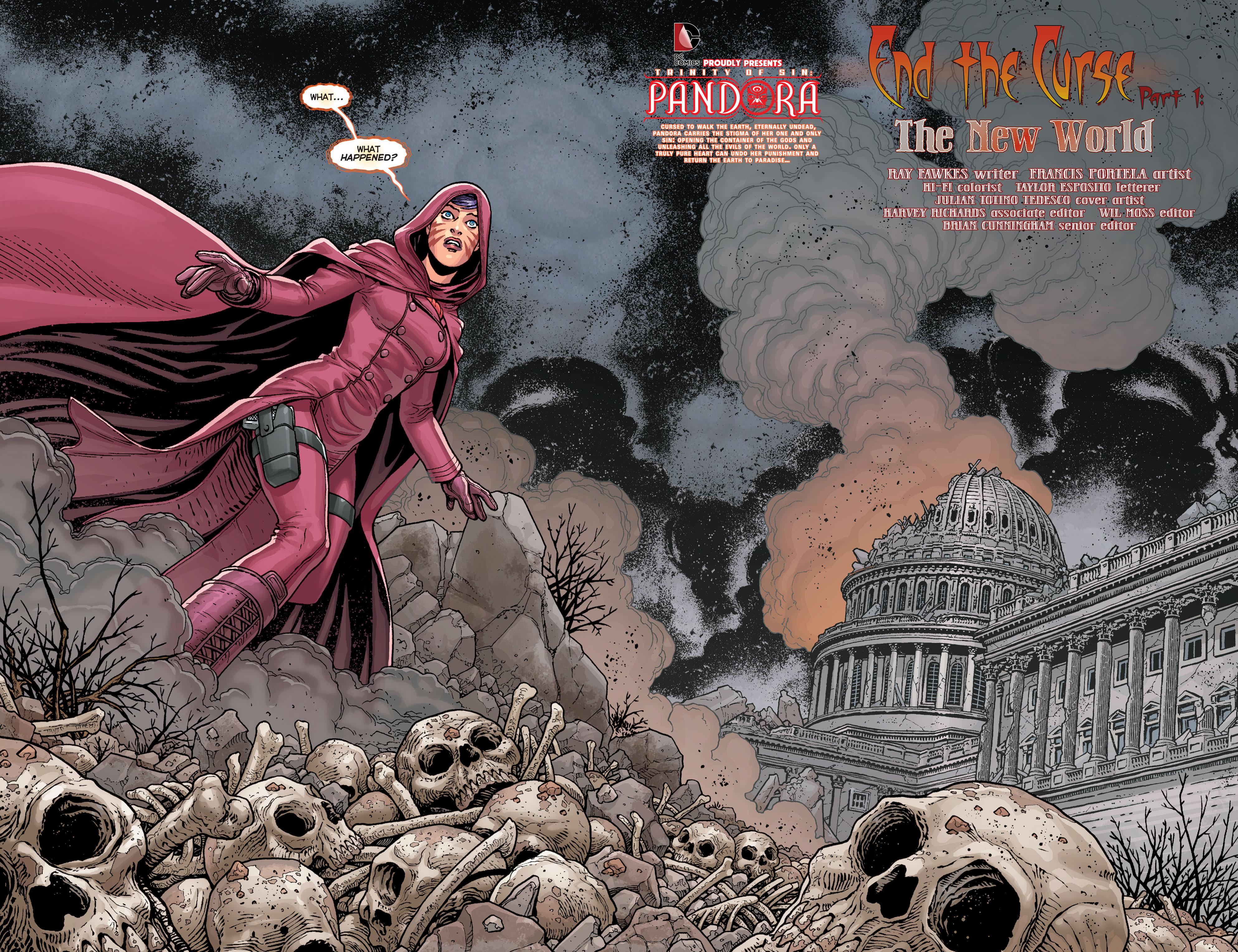 Read online Trinity of Sin: Pandora comic -  Issue #4 - 3
