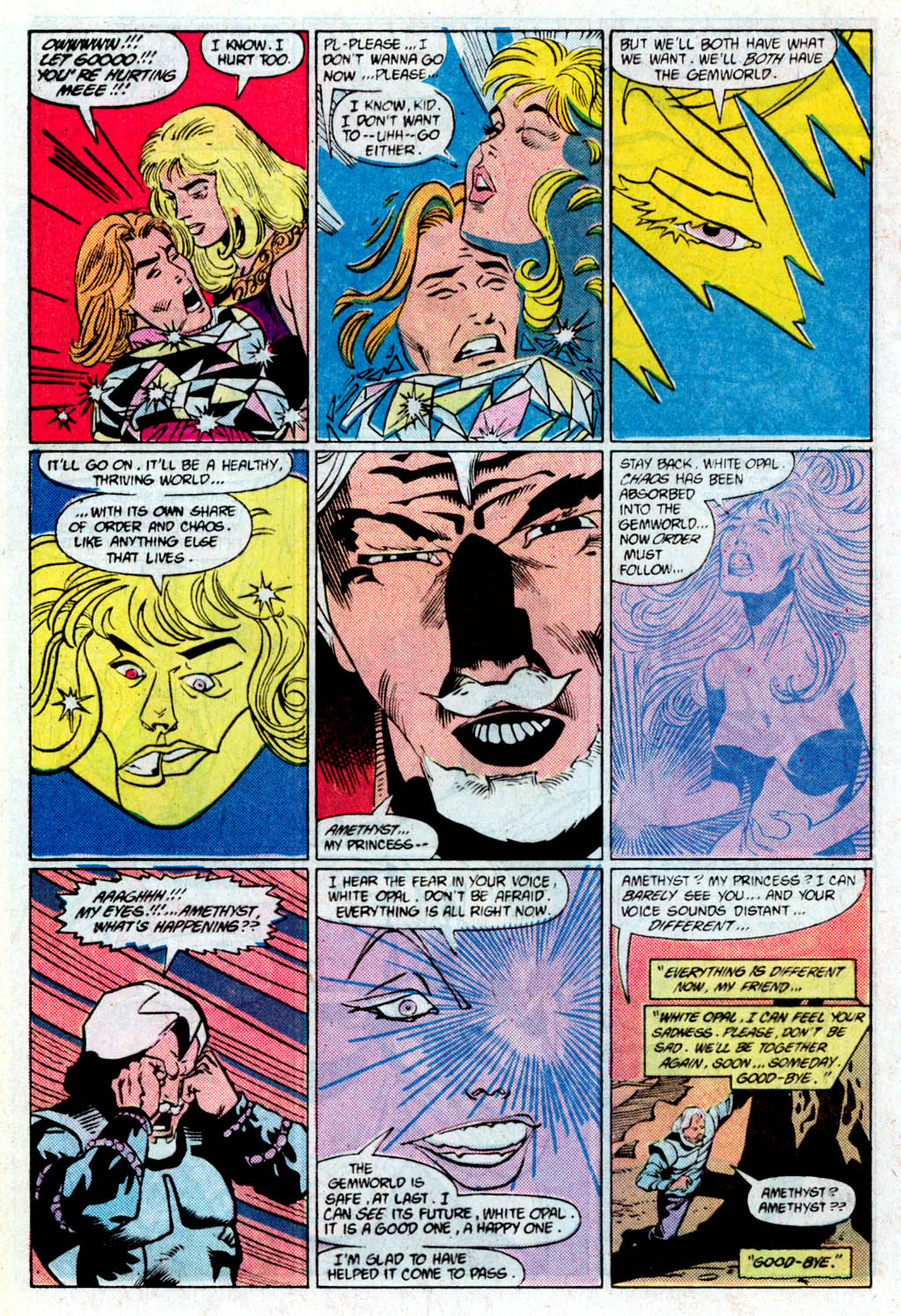 Read online Amethyst (1985) comic -  Issue # _Special 1 - 22