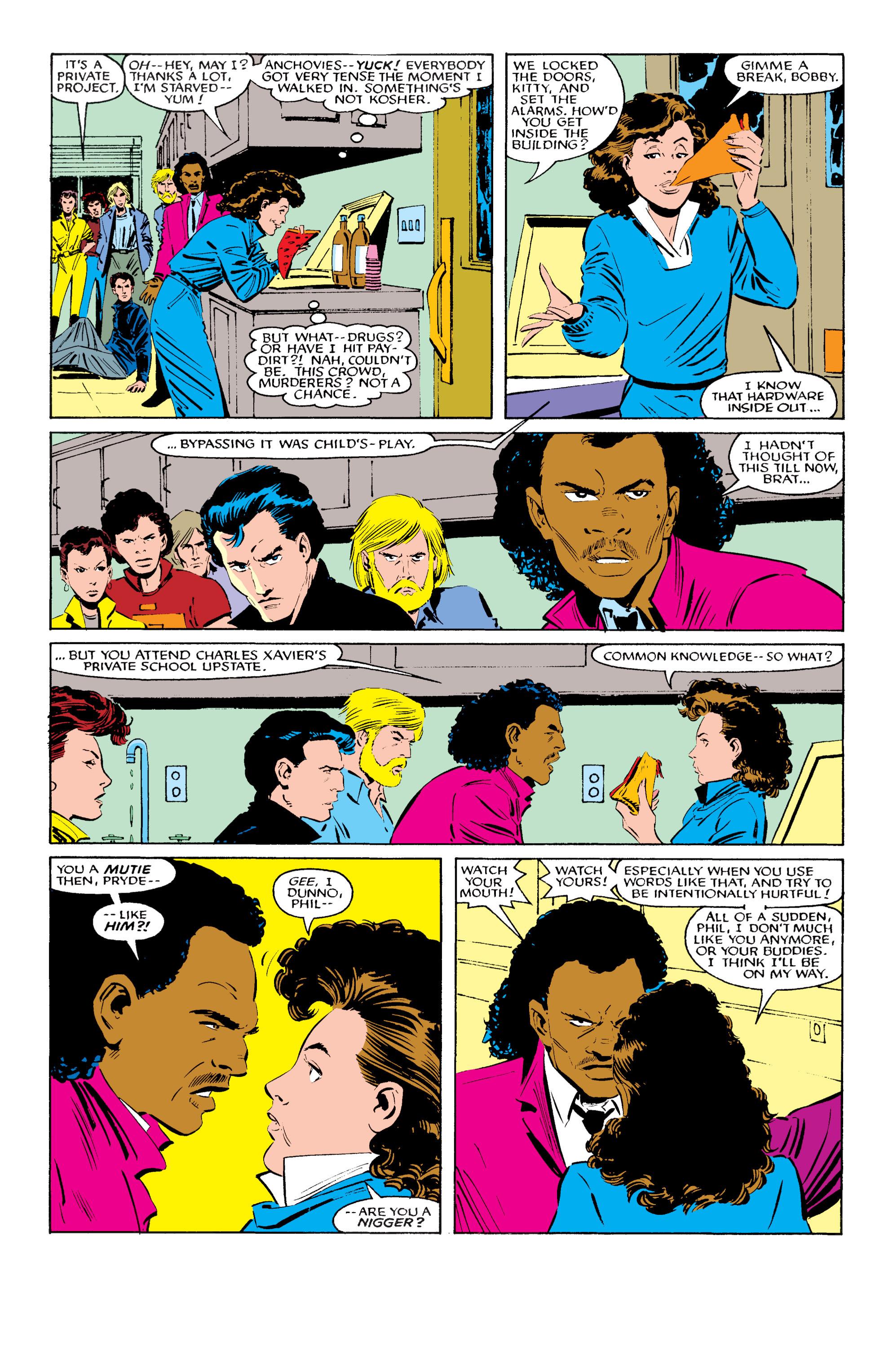 Read online Uncanny X-Men (1963) comic -  Issue #196 - 15