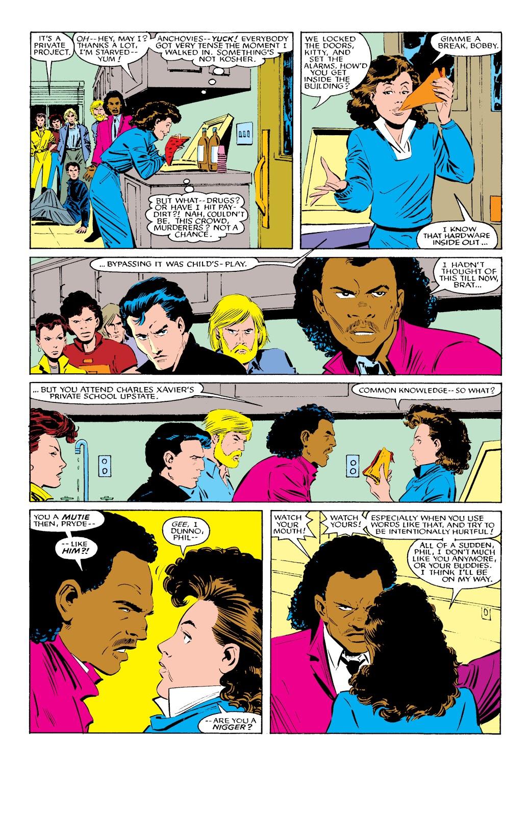 Uncanny X-Men (1963) issue 196 - Page 15
