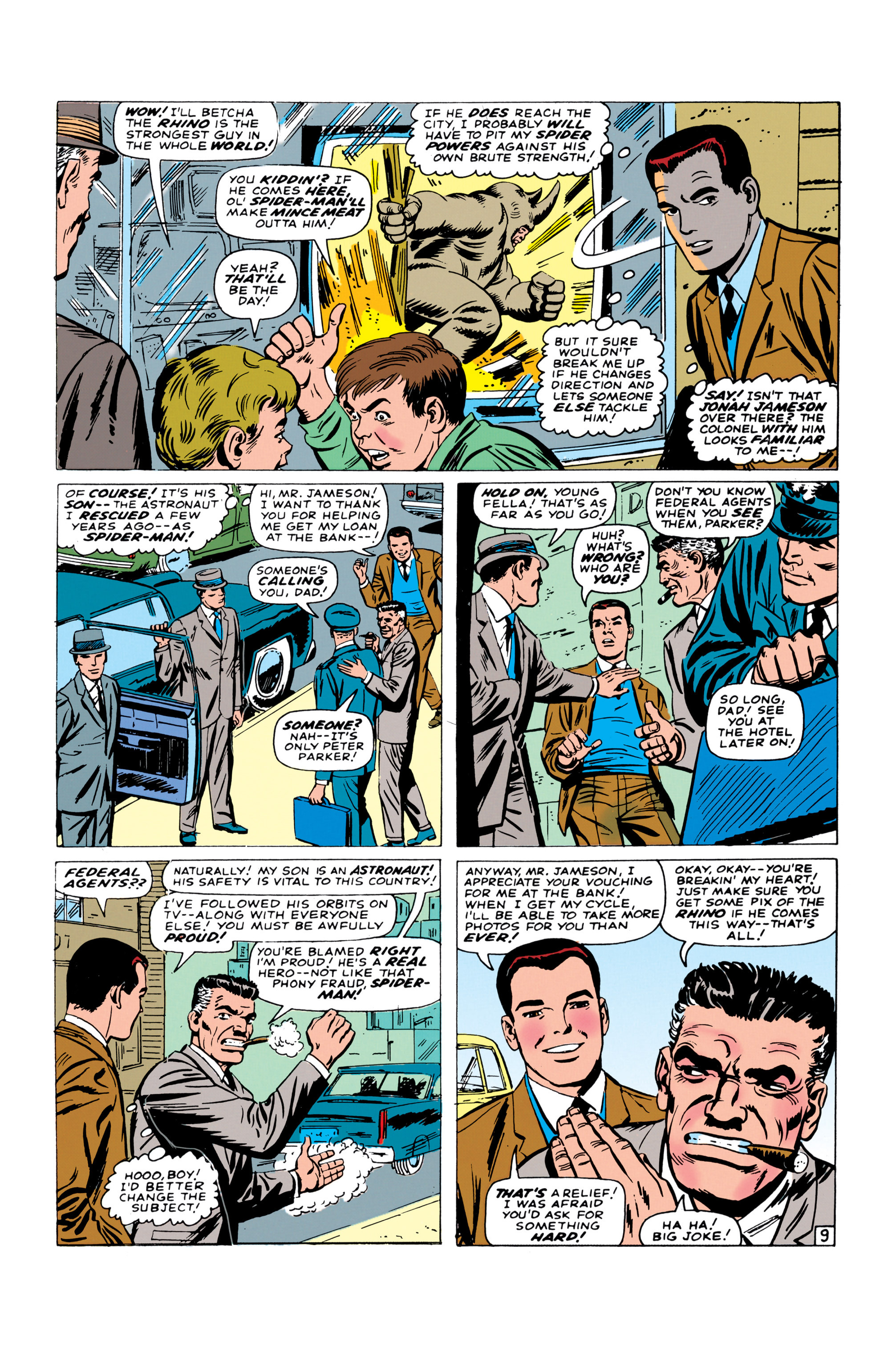 The Amazing Spider-Man (1963) 41 Page 9