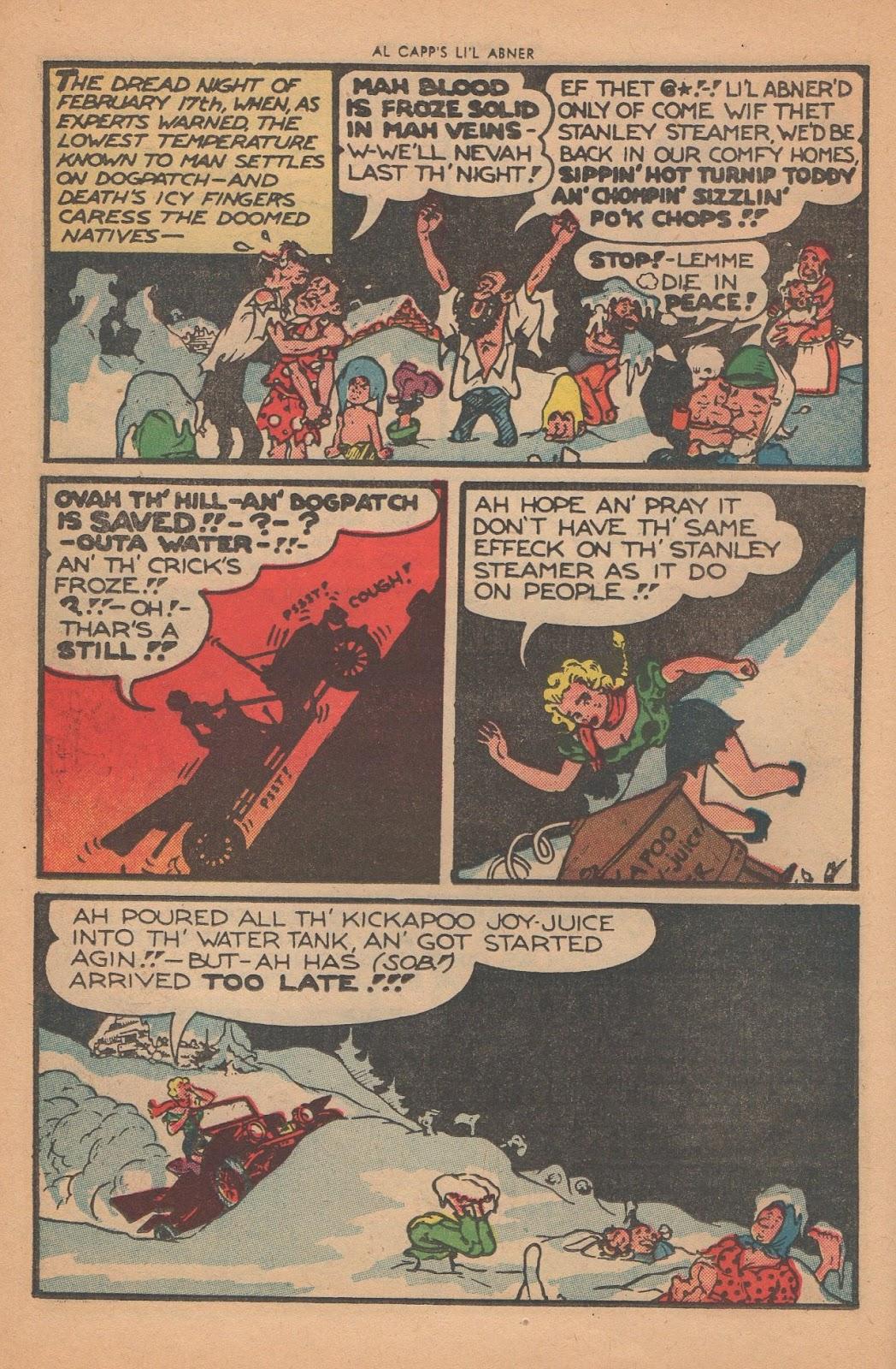 Li'l Abner Comics issue 77 - Page 24