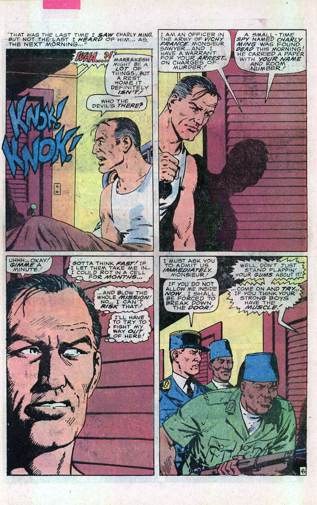 Read online Sgt. Fury comic -  Issue #166 - 10