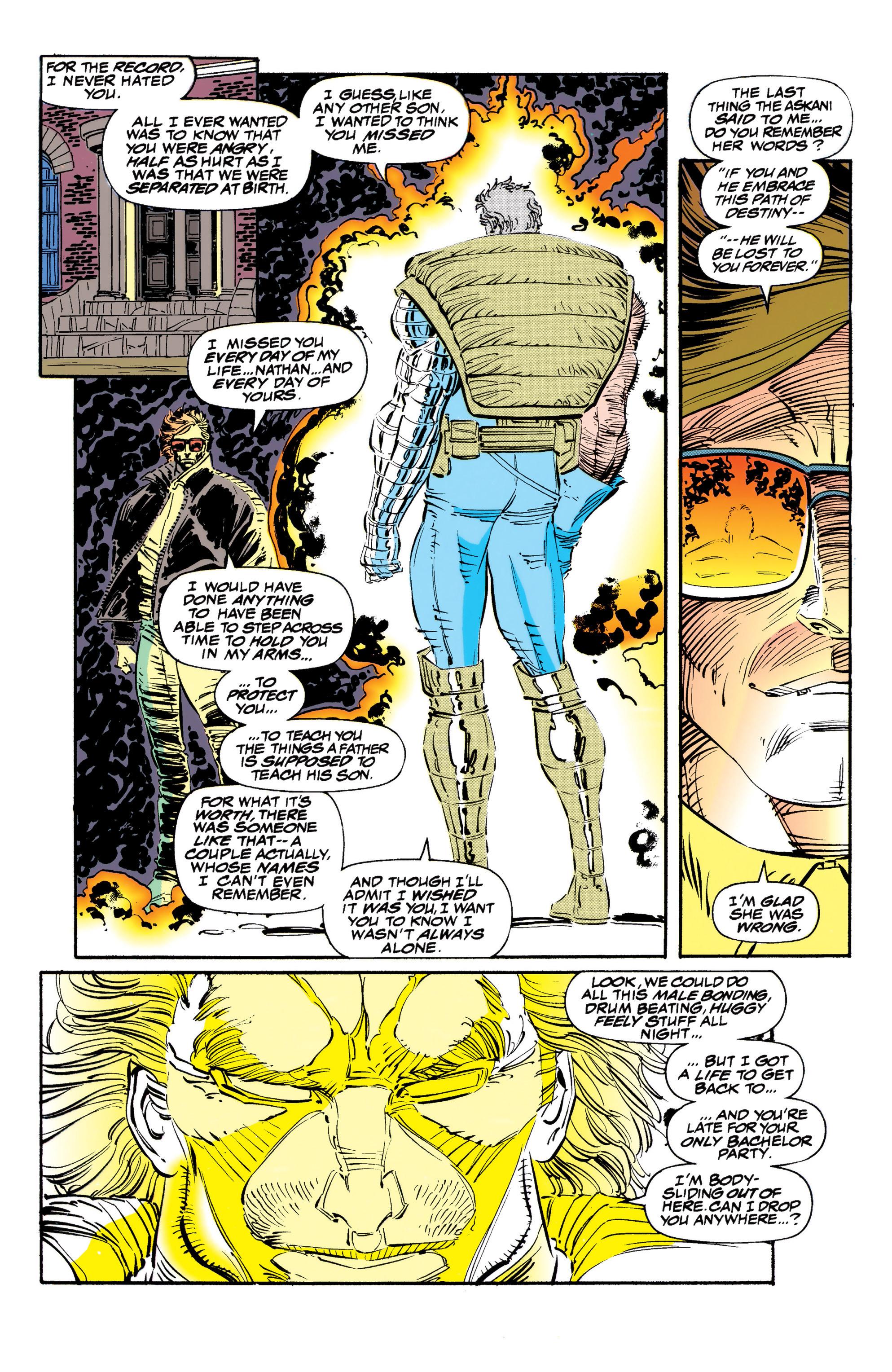 Read online Uncanny X-Men (1963) comic -  Issue #310 - 19