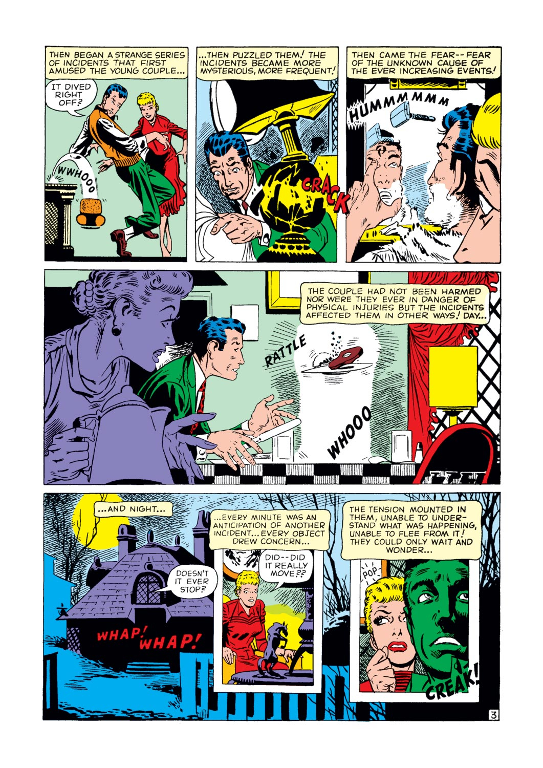 Tales to Astonish (1959) issue 1 - Page 11
