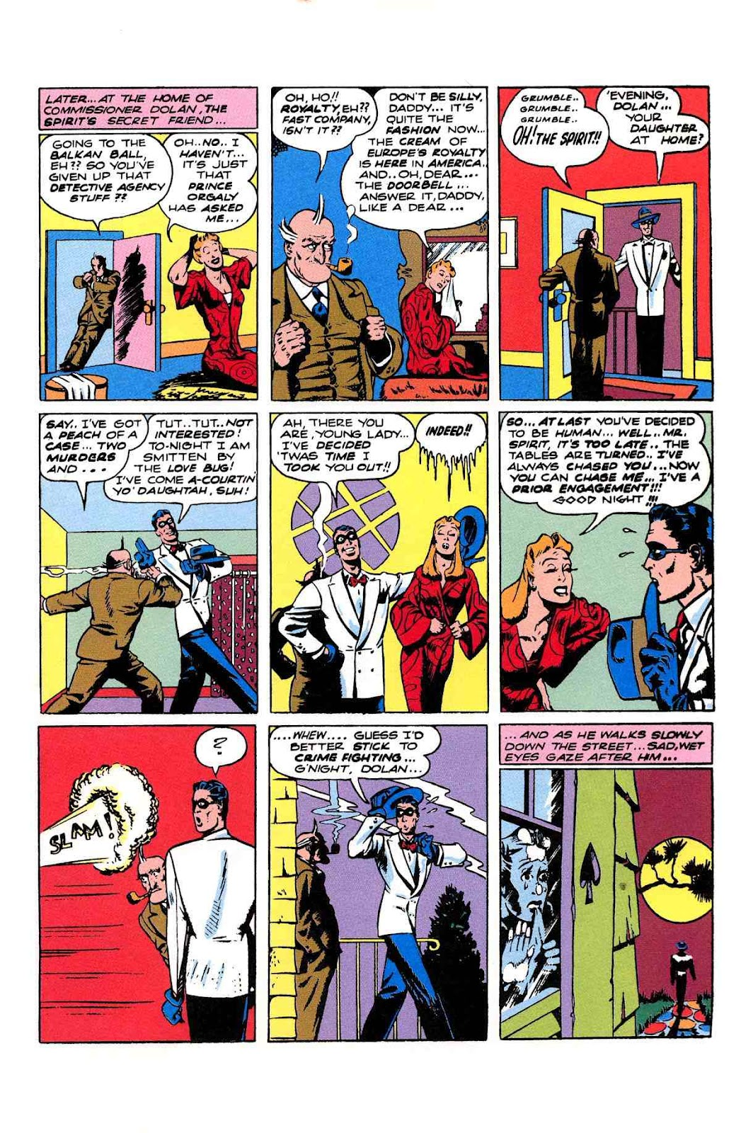 Read online Will Eisner's The Spirit Archives comic -  Issue # TPB 2 (Part 2) - 103