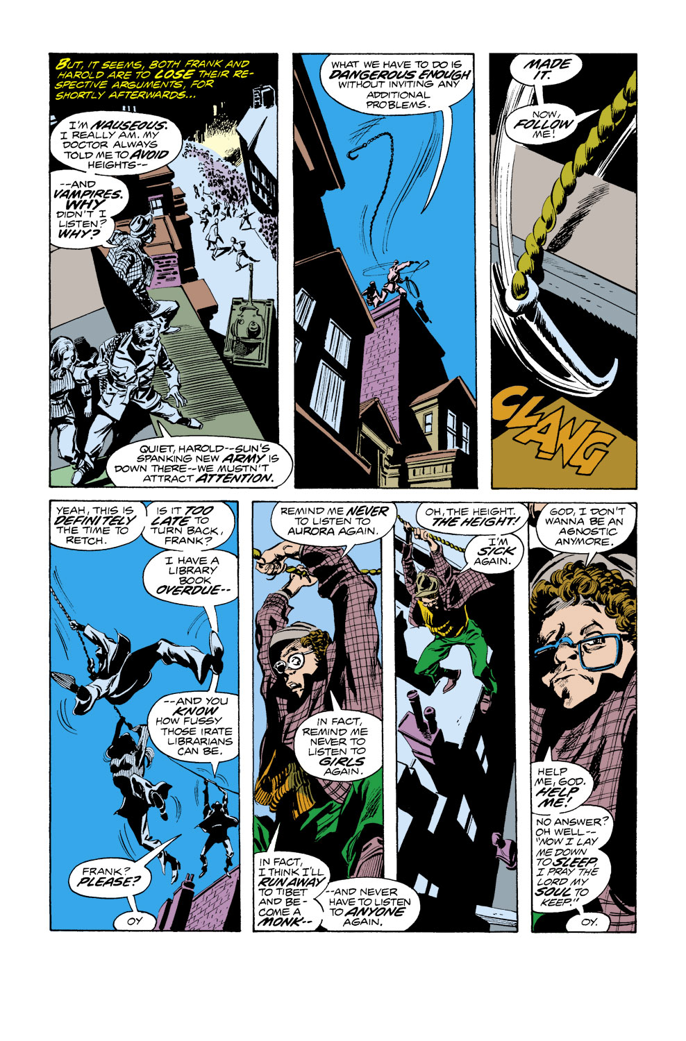 Tomb of Dracula (1972) issue 40 - Page 16