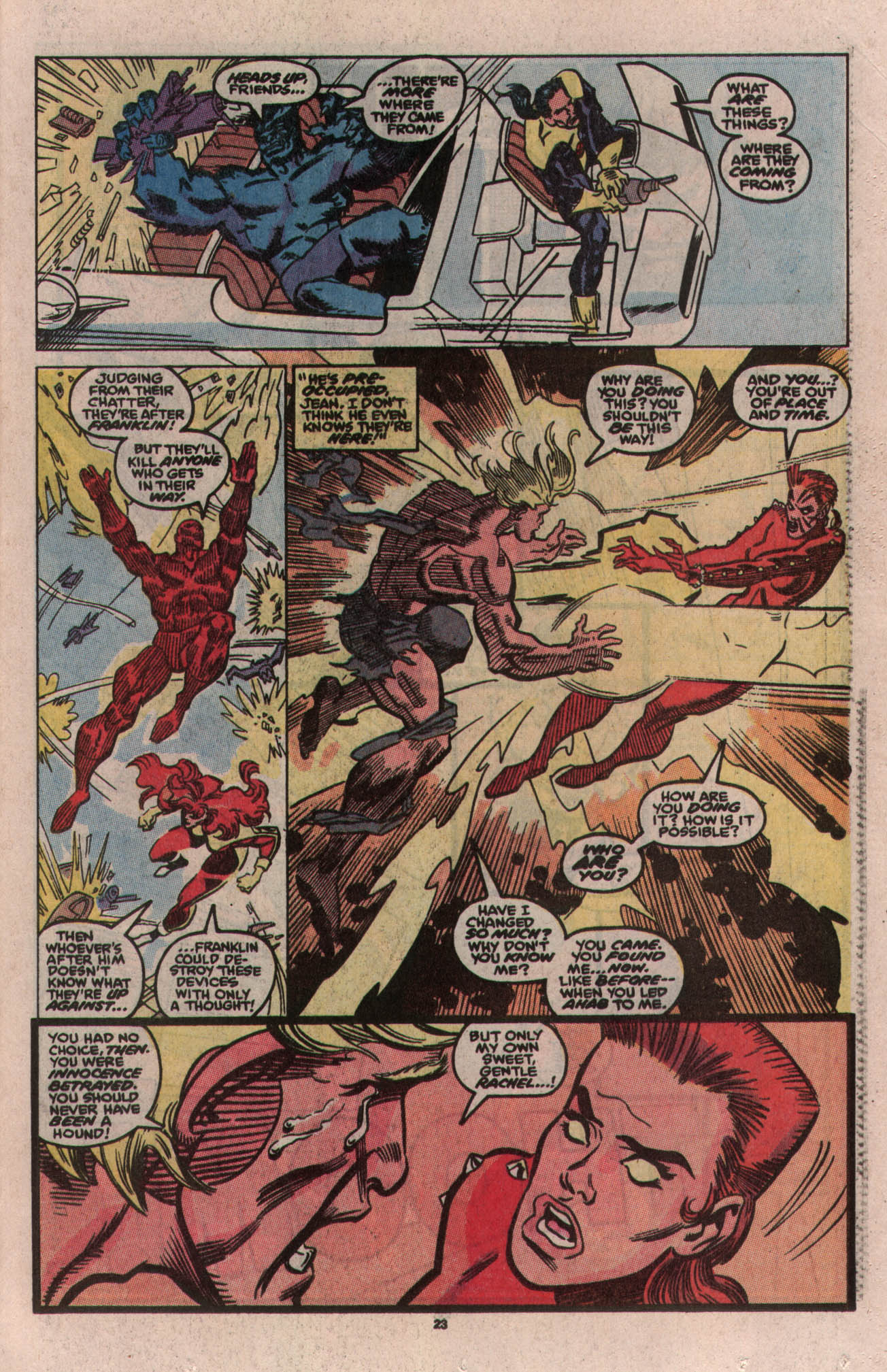 Read online X-Factor (1986) comic -  Issue # _ Annual 5 - 20