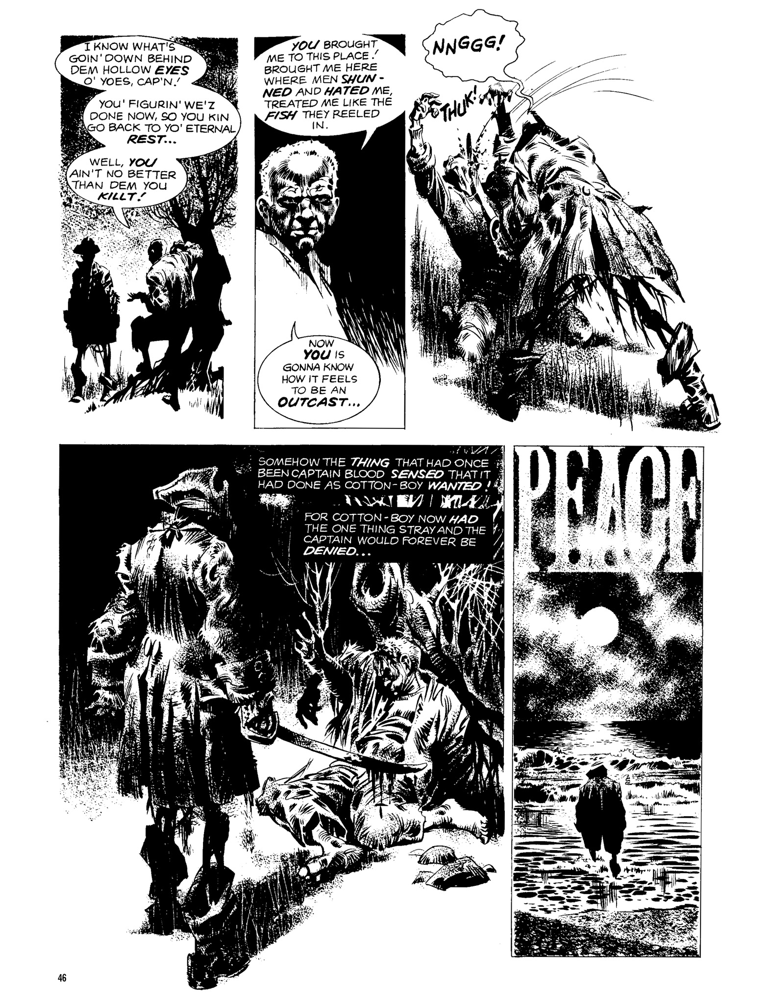 Read online Eerie Archives comic -  Issue # TPB 13 - 47