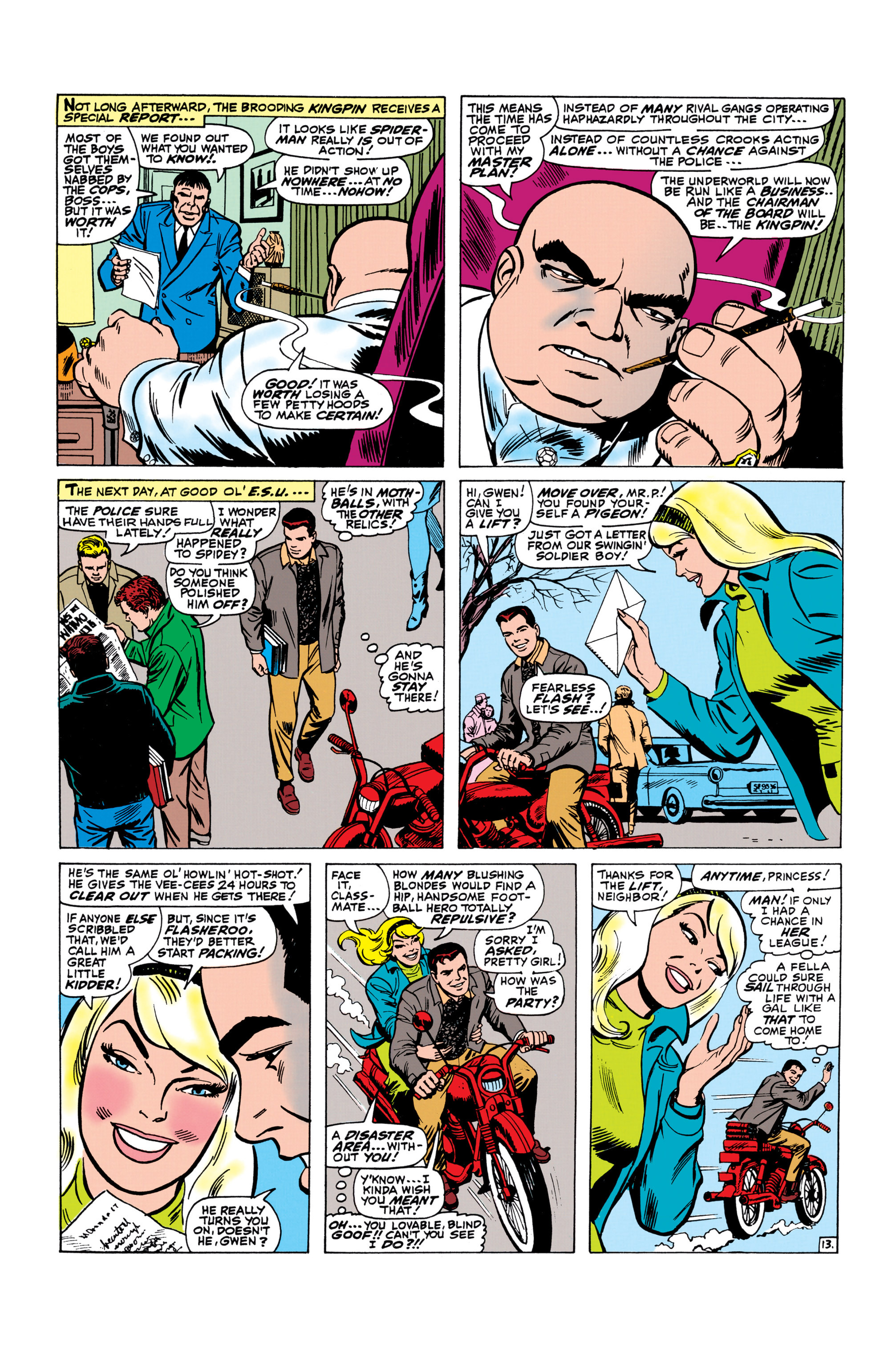The Amazing Spider-Man (1963) 50 Page 13