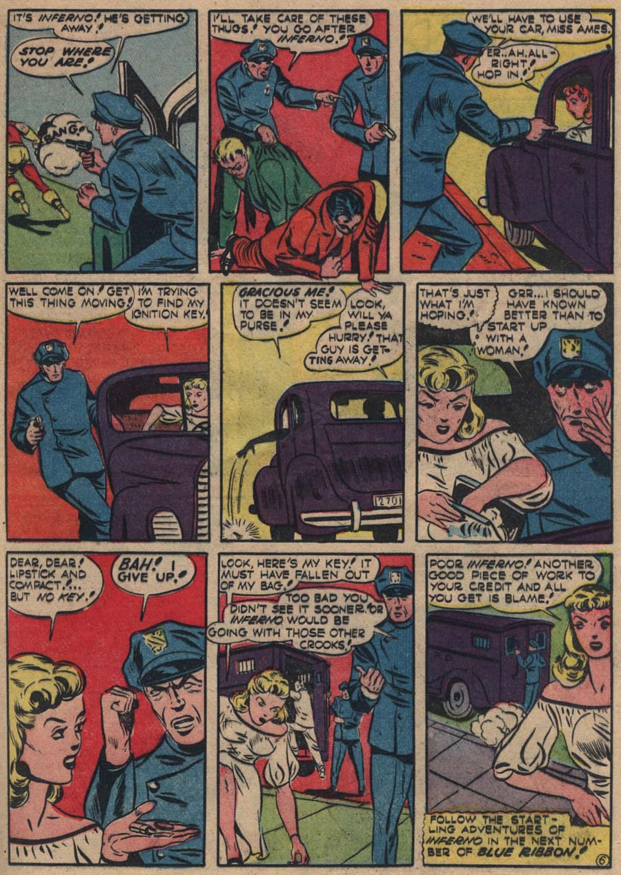 Blue Ribbon Comics (1939) issue 18 - Page 48