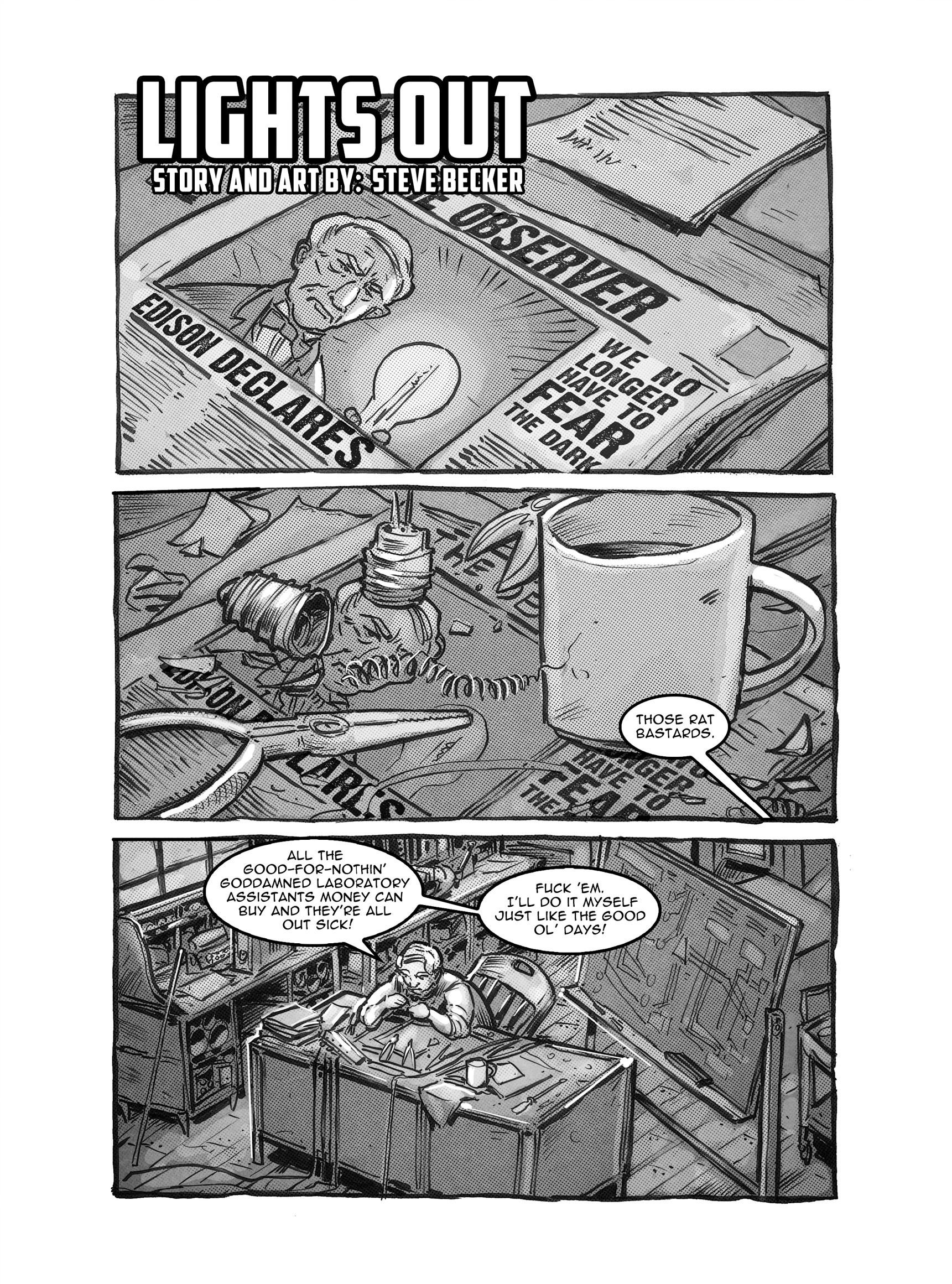 Read online FUBAR comic -  Issue #3 - 179