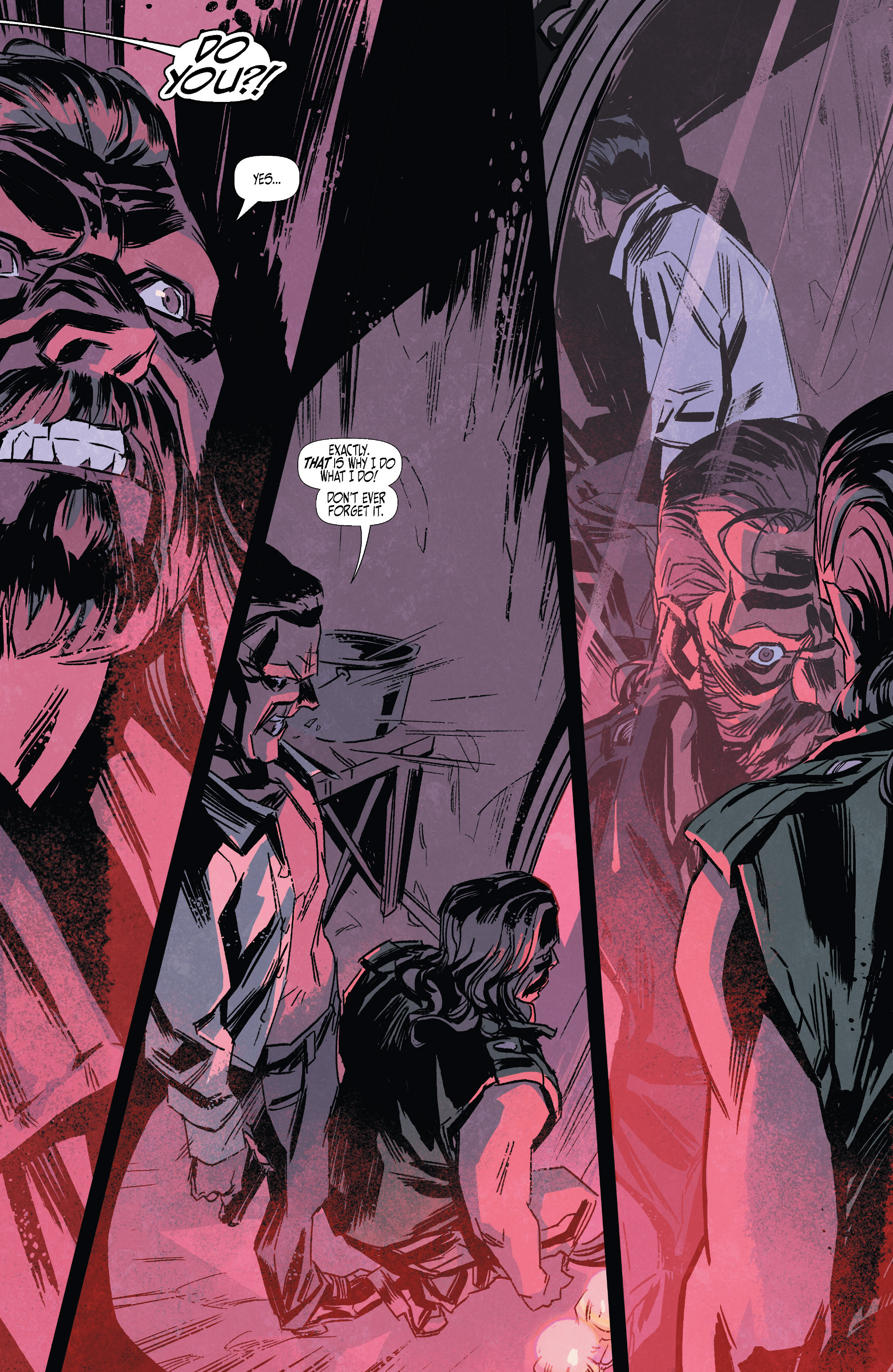 Read online Sons of the Devil comic -  Issue #7 - 20
