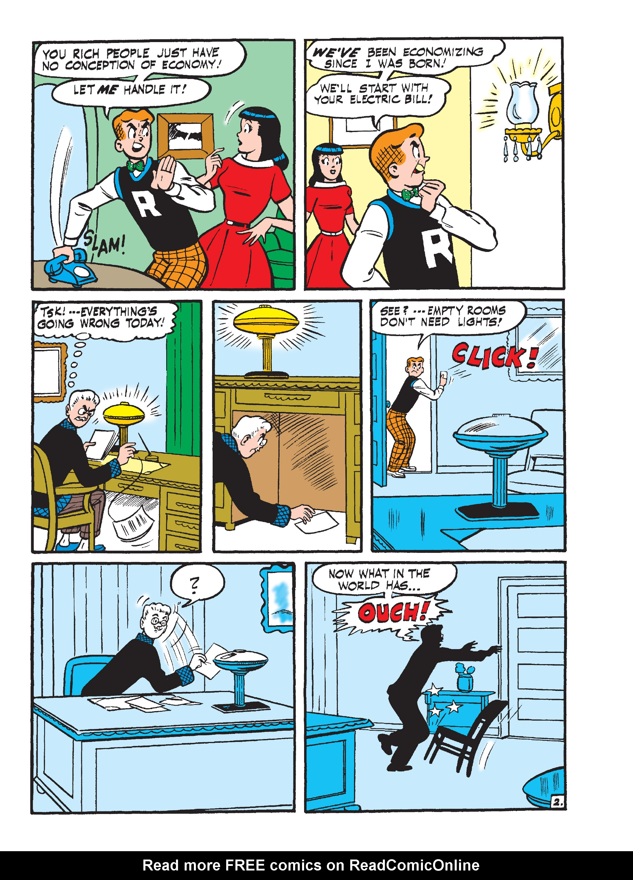 Read online World of Archie Double Digest comic -  Issue #55 - 147