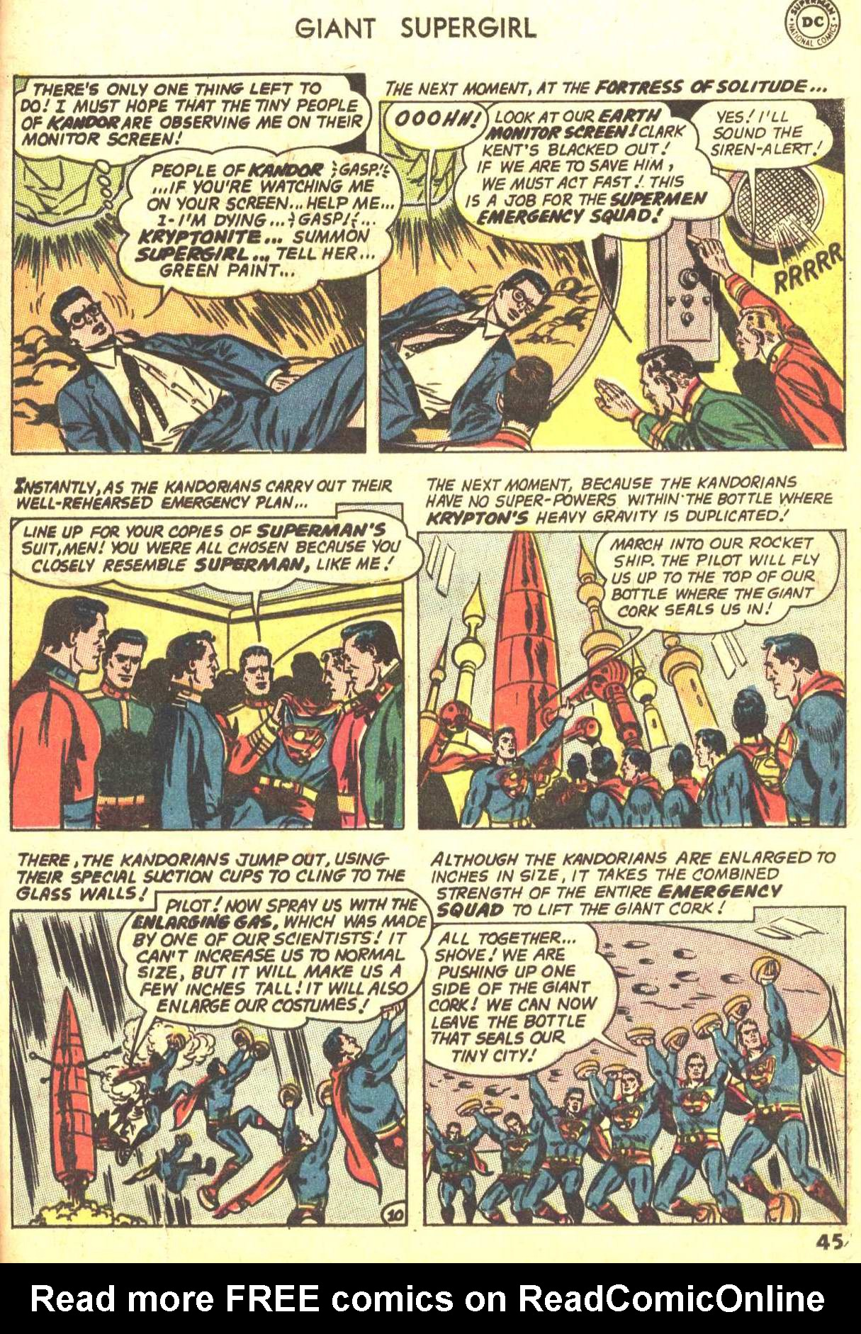 Read online Action Comics (1938) comic -  Issue #373 - 43