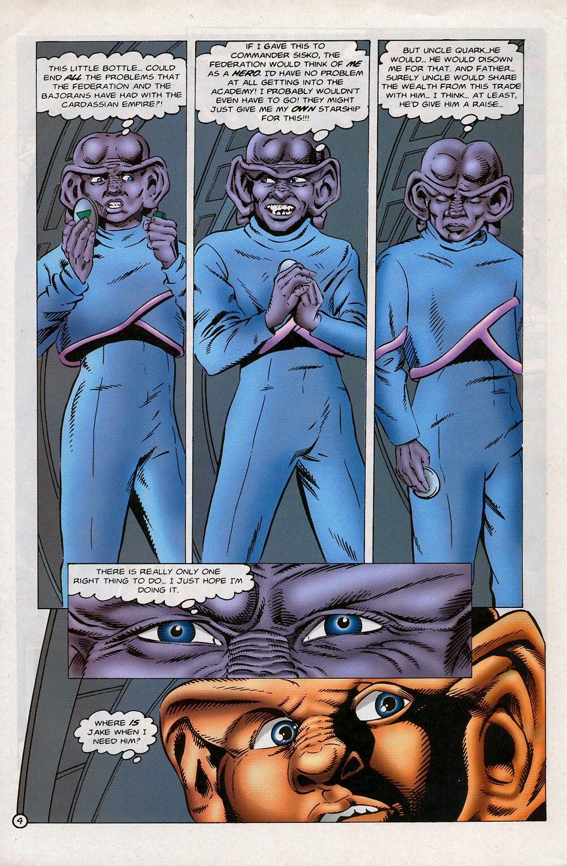 Read online Star Trek: Deep Space Nine (1993) comic -  Issue # _Special 1 - 39