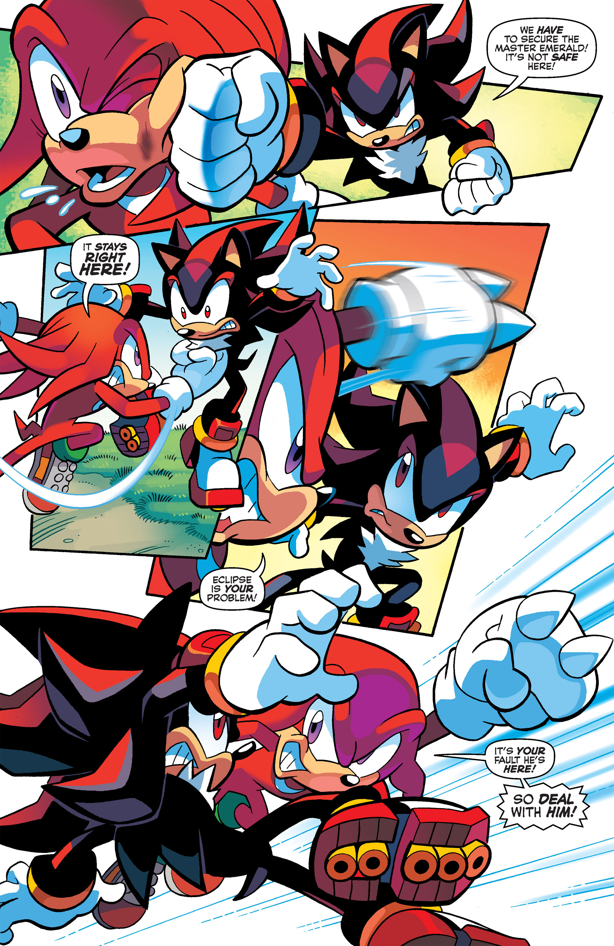 Read online Sonic Universe comic -  Issue #69 - 4