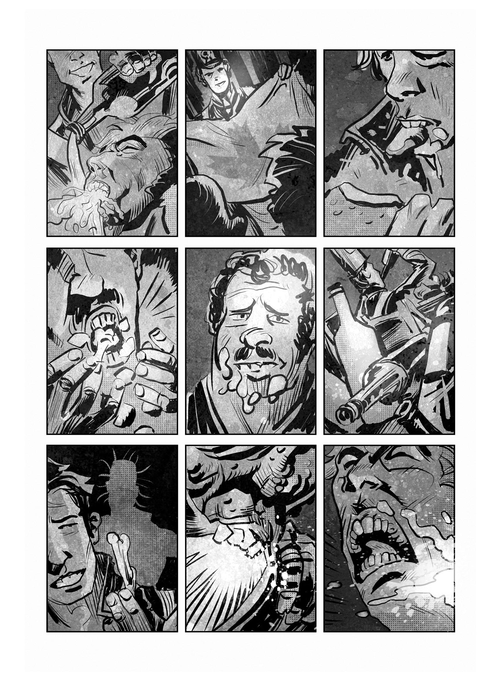 Read online FUBAR comic -  Issue #3 - 82