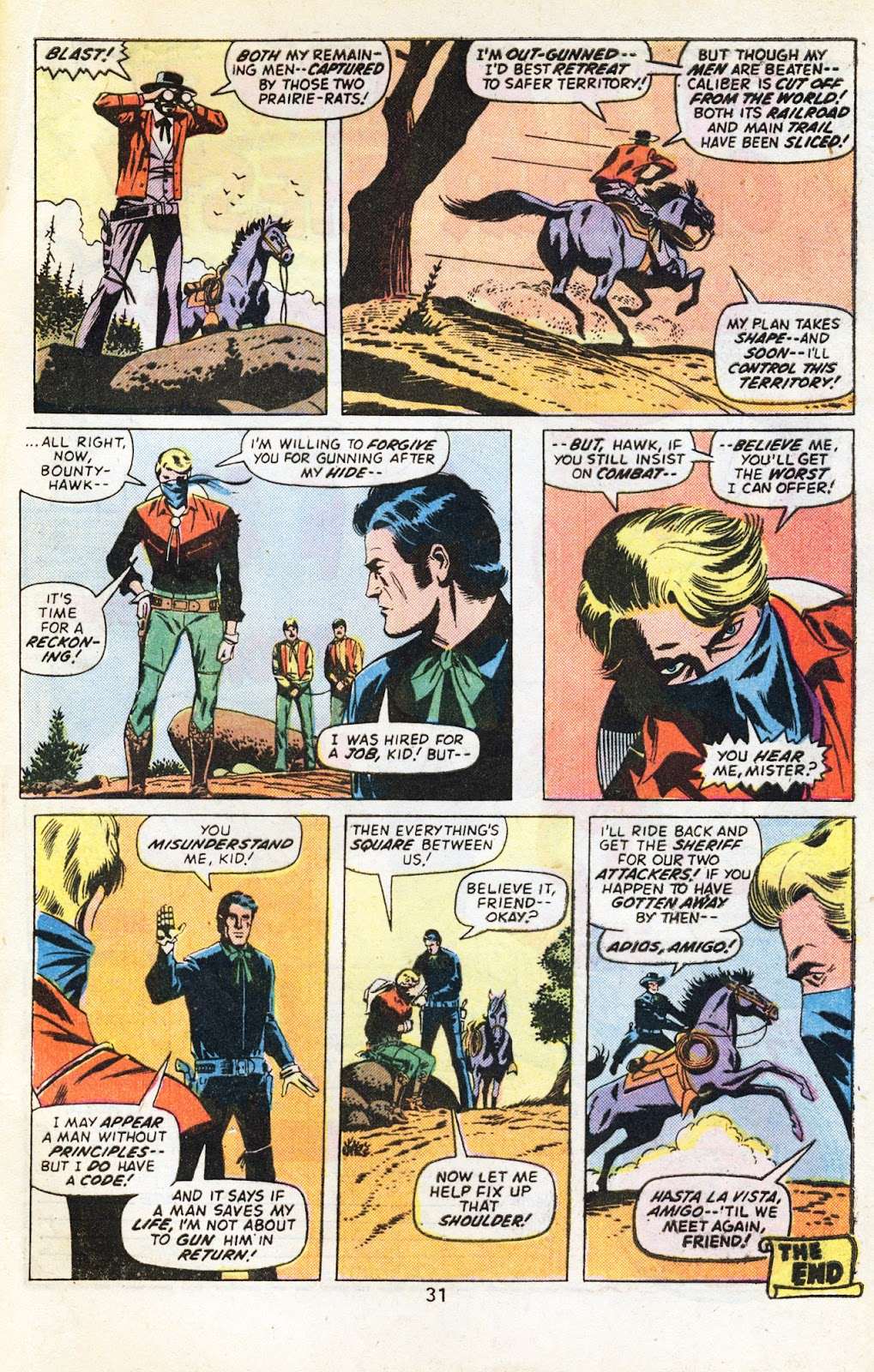 The Outlaw Kid (1970) issue 29 - Page 33