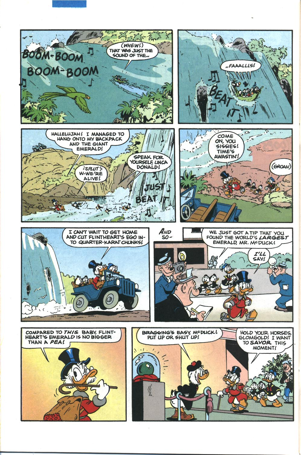 Read online Uncle Scrooge (1953) comic -  Issue #285 - 26
