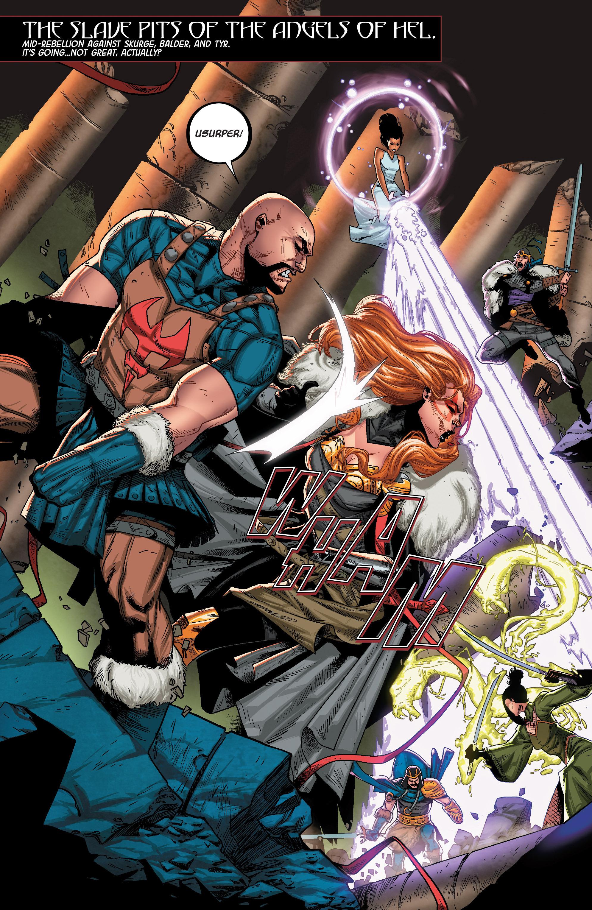 Read online Angela: Queen Of Hel comic -  Issue #4 - 3