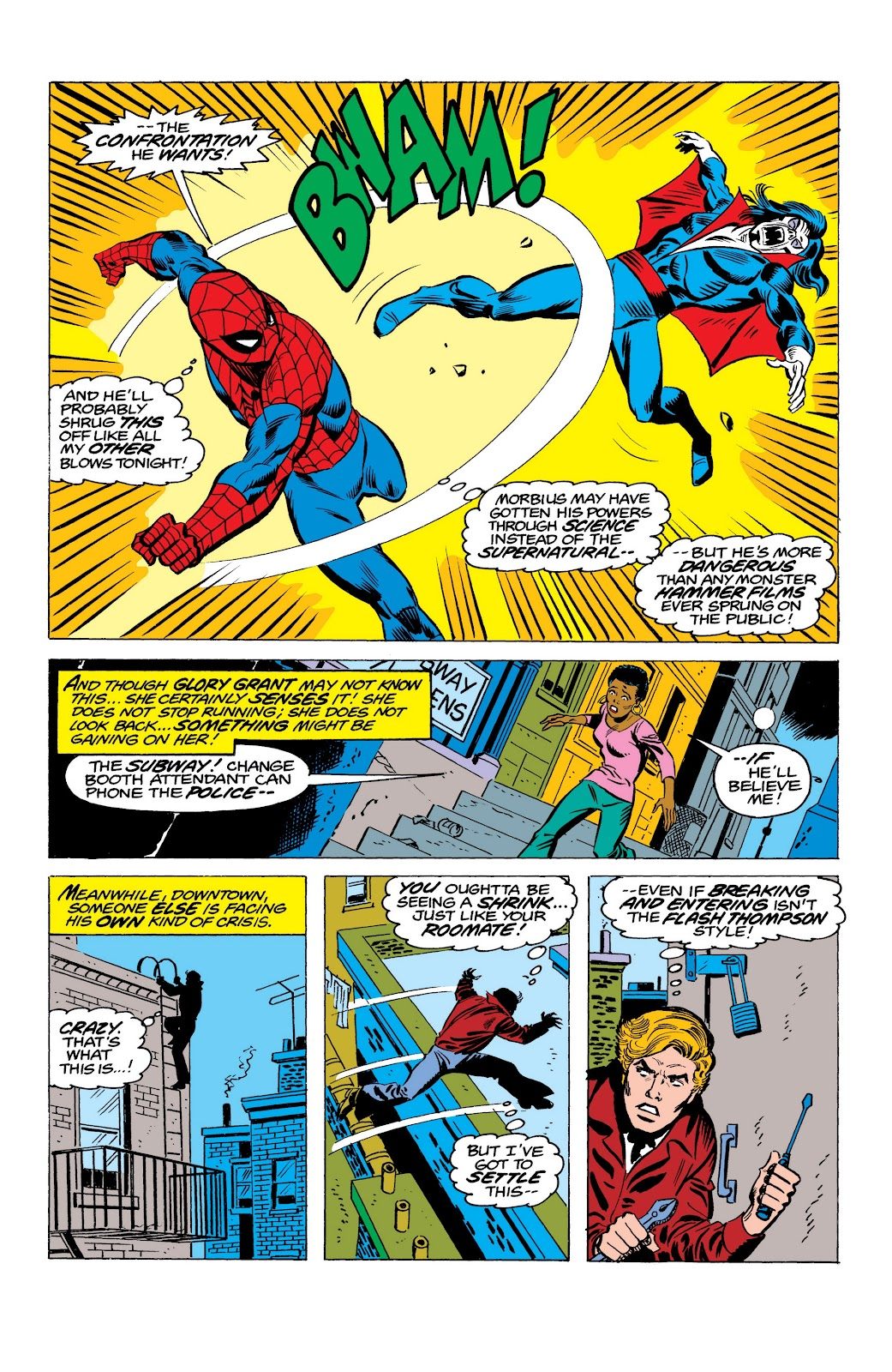 Read online Marvel Masterworks: The Spectacular Spider-Man comic -  Issue # TPB (Part 2) - 23