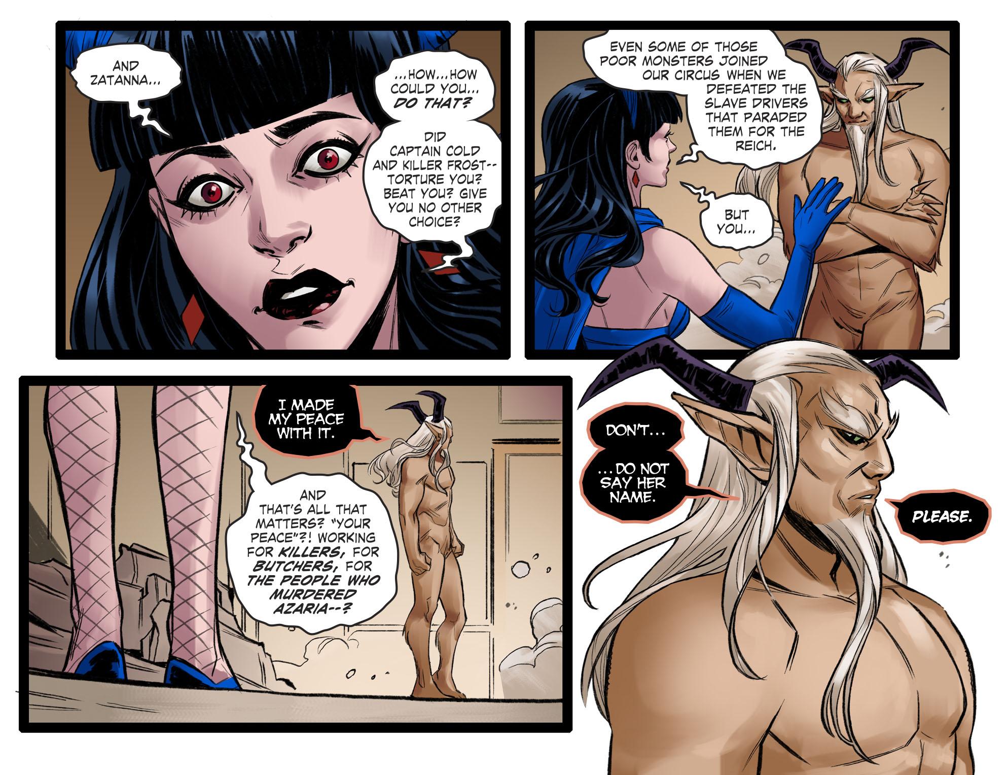 Read online DC Comics: Bombshells comic -  Issue #96 - 13