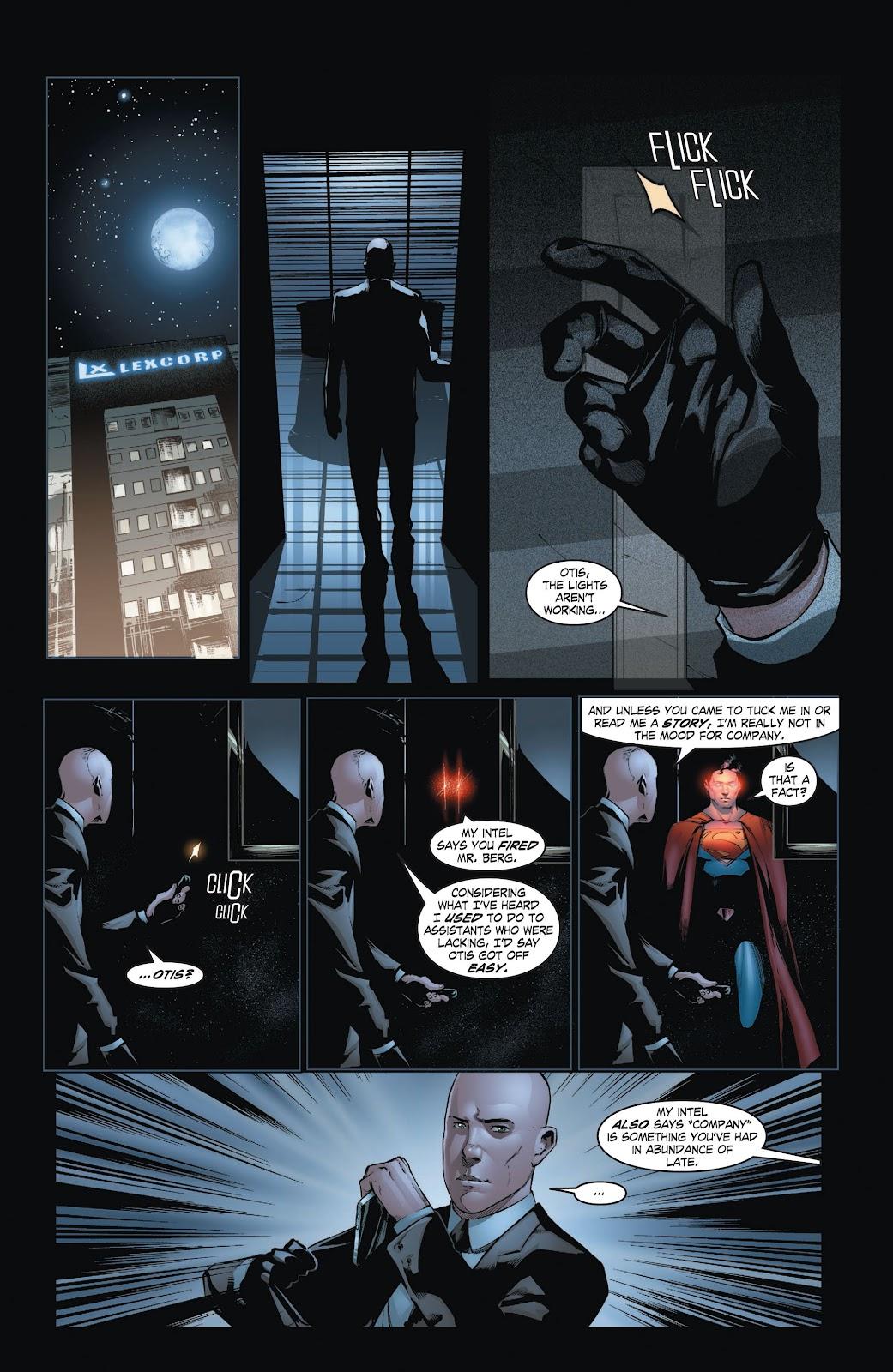 Read online Smallville Season 11 [II] comic -  Issue # TPB 3 - 125