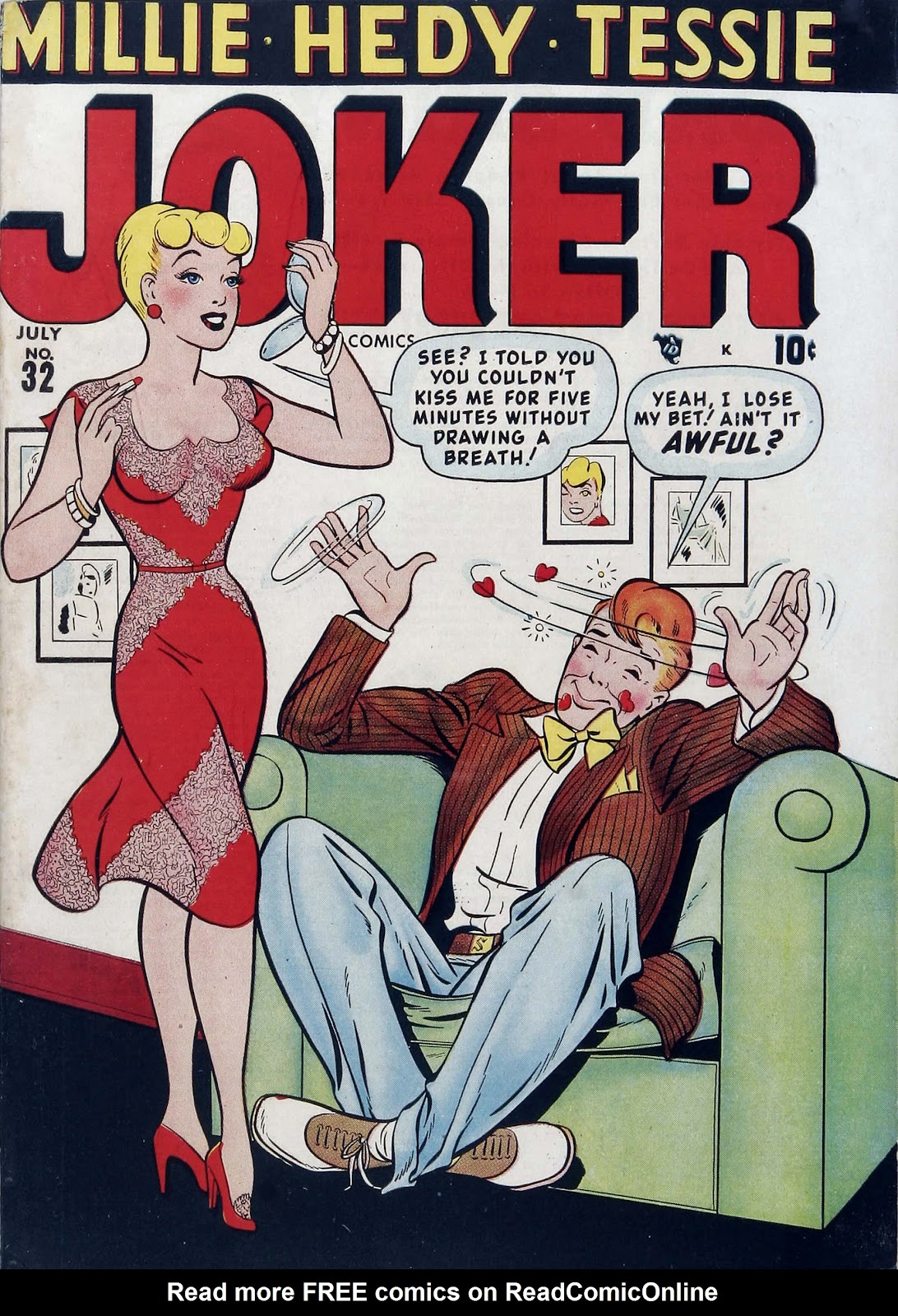 Read online Joker Comics comic -  Issue #32 - 1