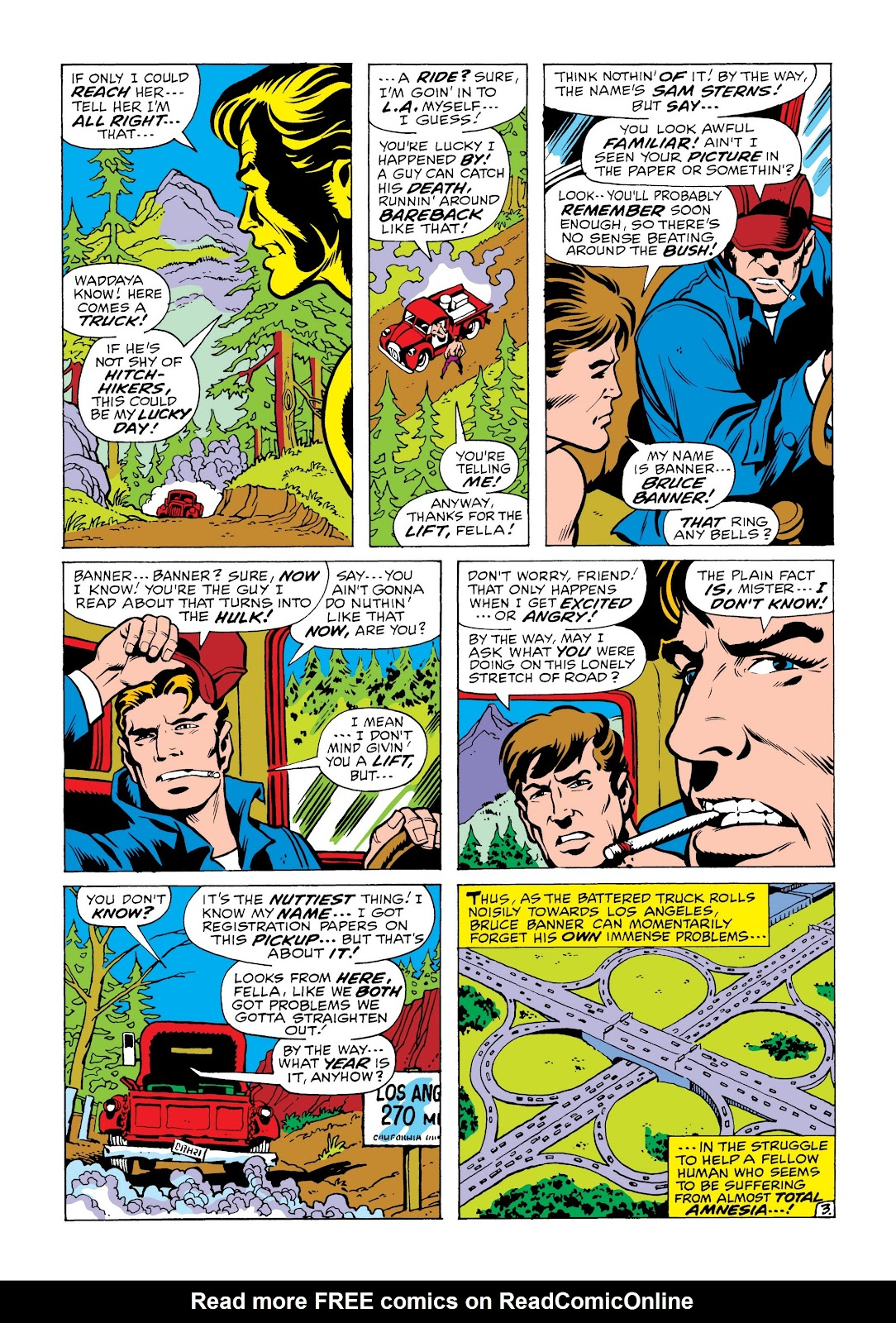 Read online Marvel Masterworks: The Incredible Hulk comic -  Issue # TPB 6 (Part 2) - 57