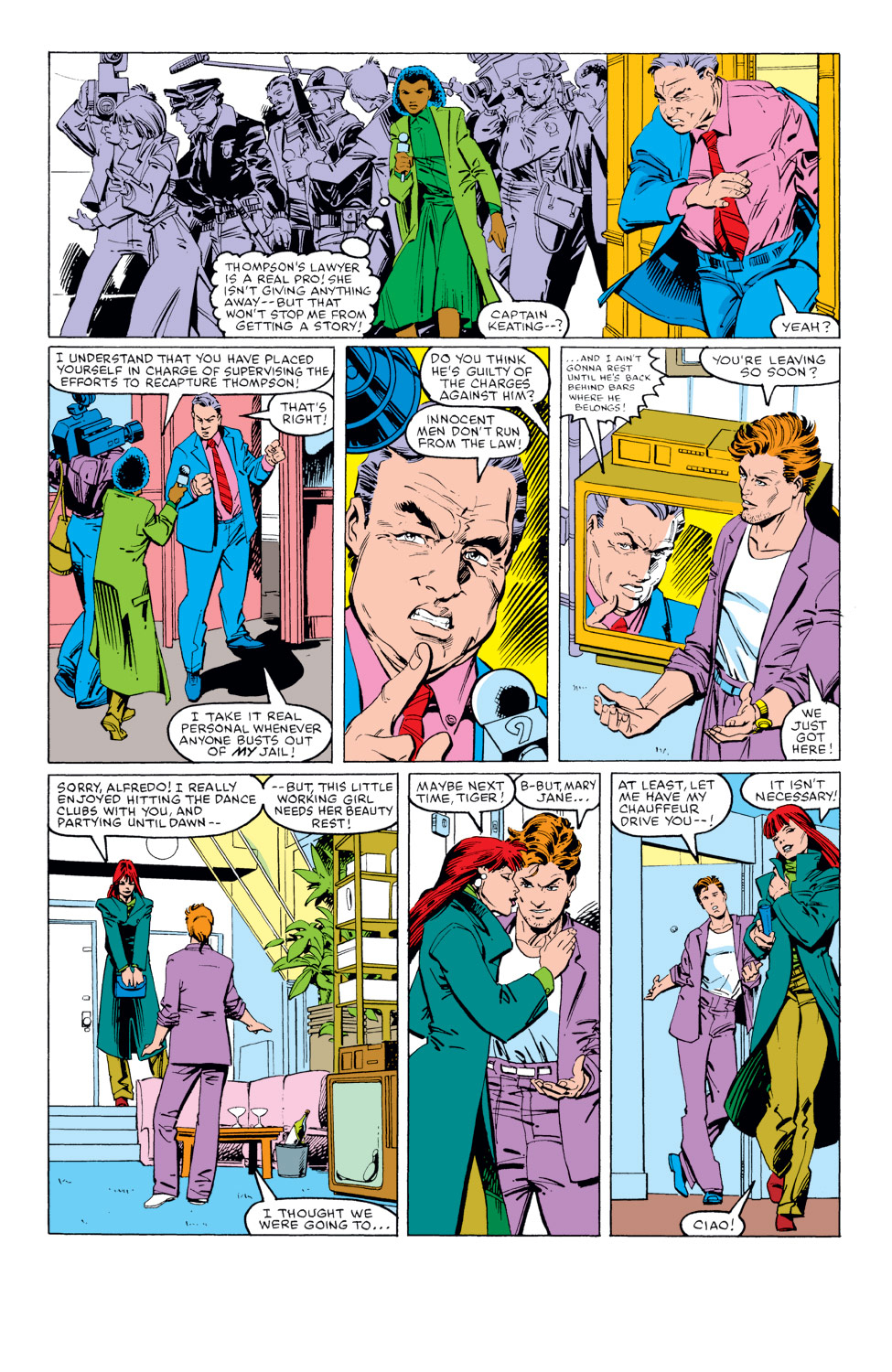 The Amazing Spider-Man (1963) 282 Page 2