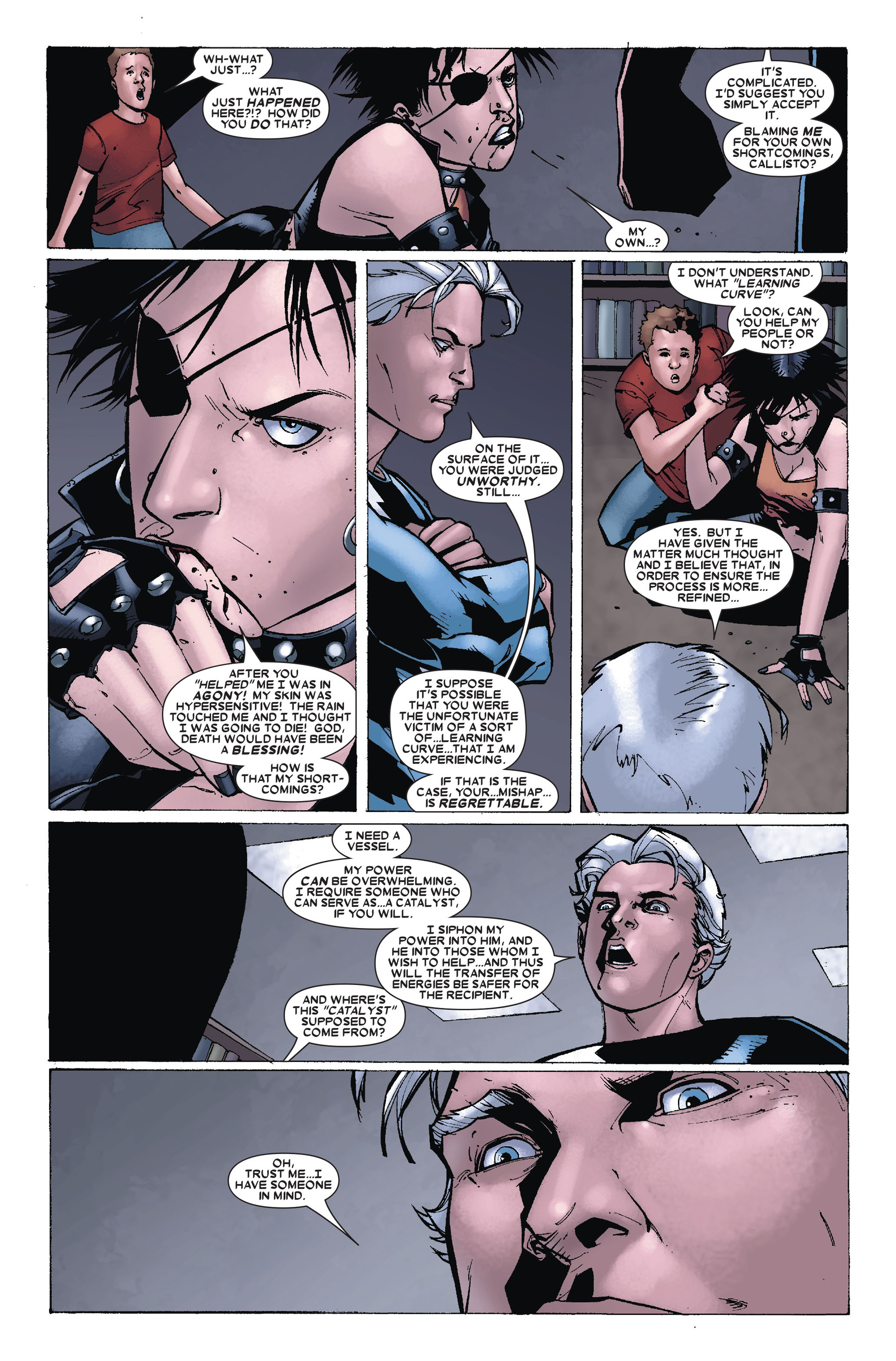 Read online X-Factor (2006) comic -  Issue #18 - 6