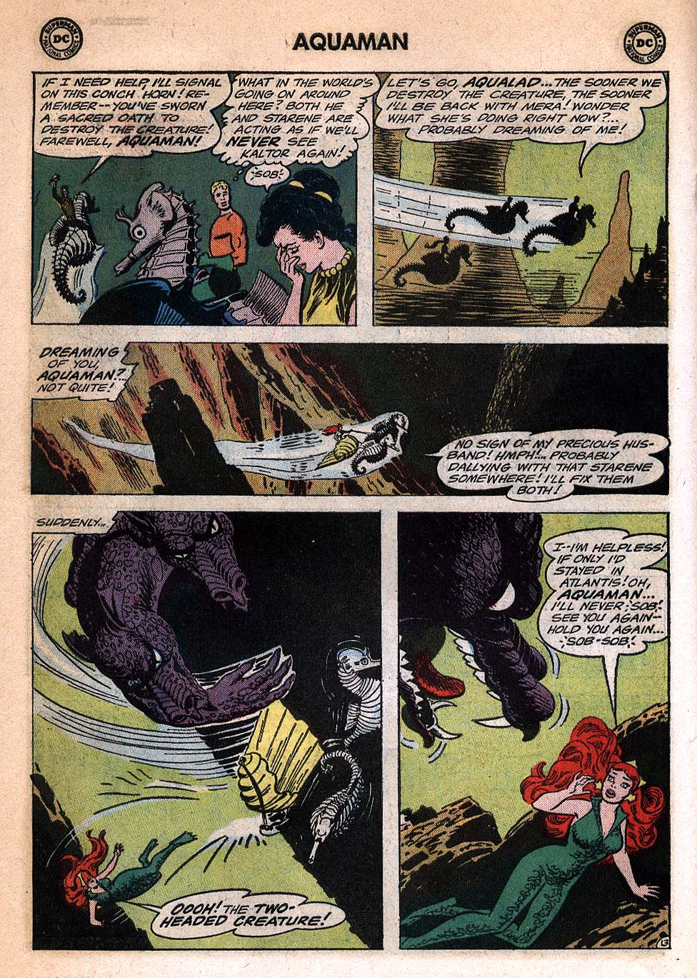 Read online Aquaman (1962) comic -  Issue #20 - 18