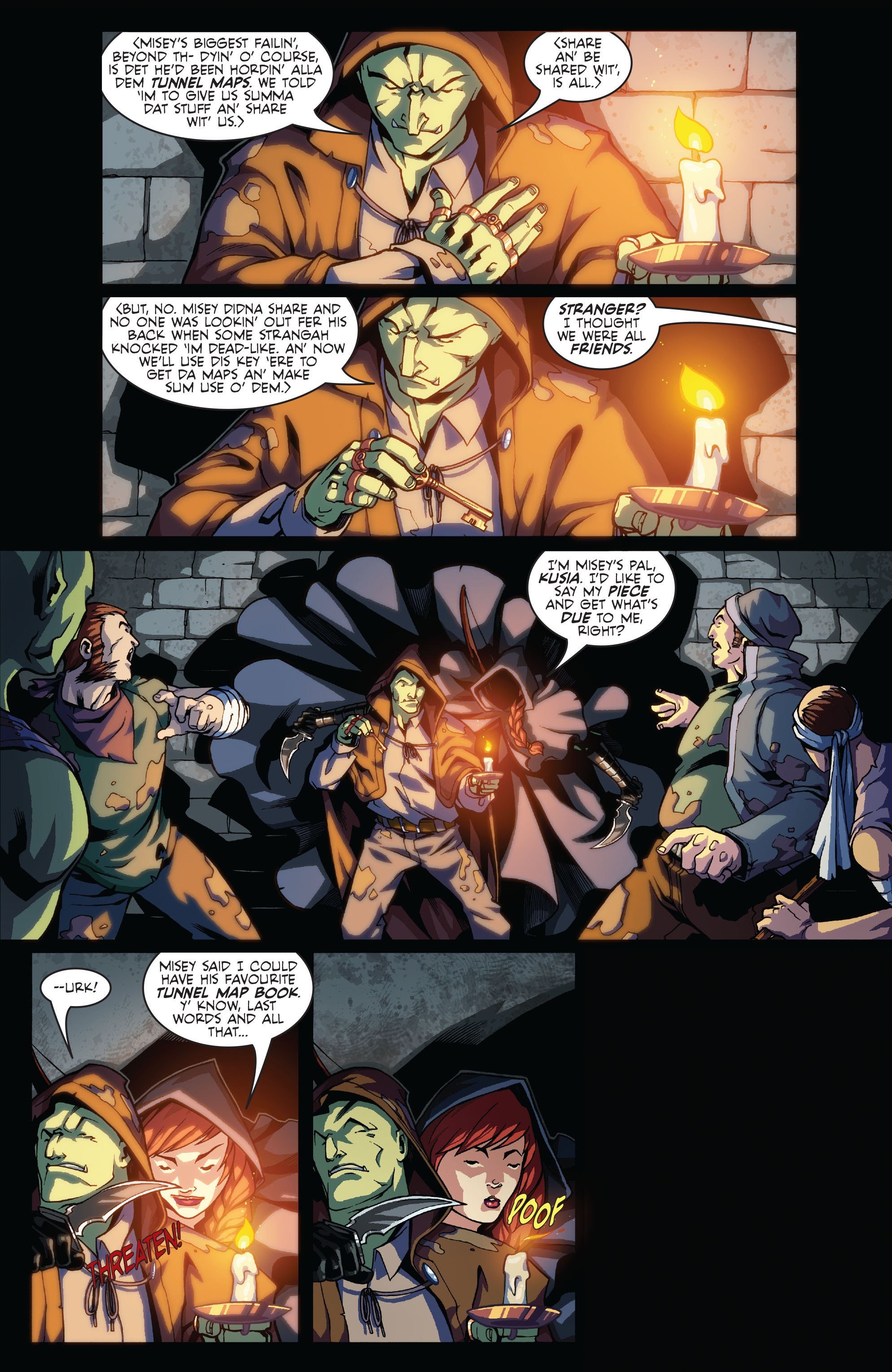 Read online Skullkickers comic -  Issue #7 - 6