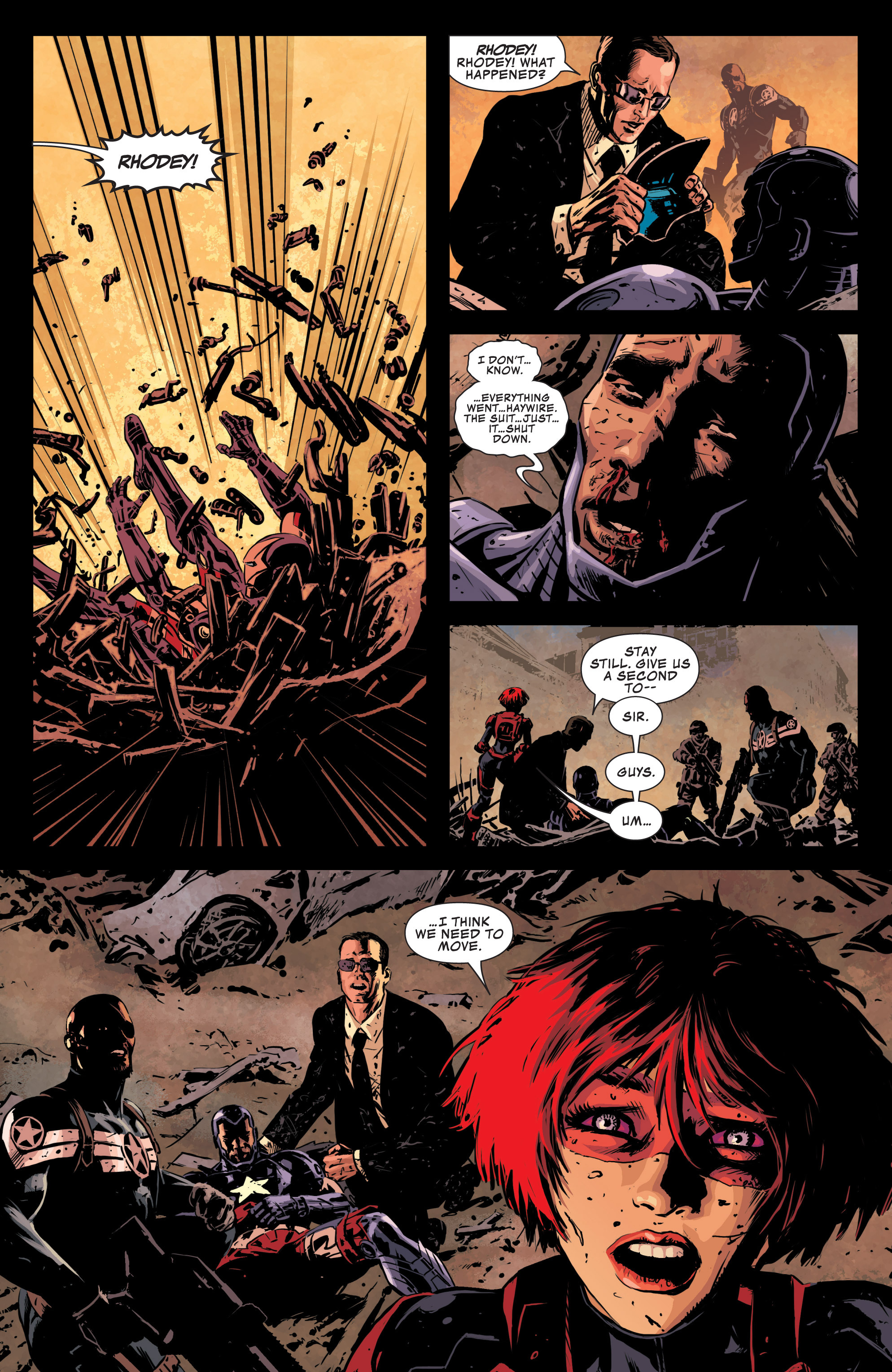 Read online Secret Avengers (2013) comic -  Issue #10 - 18