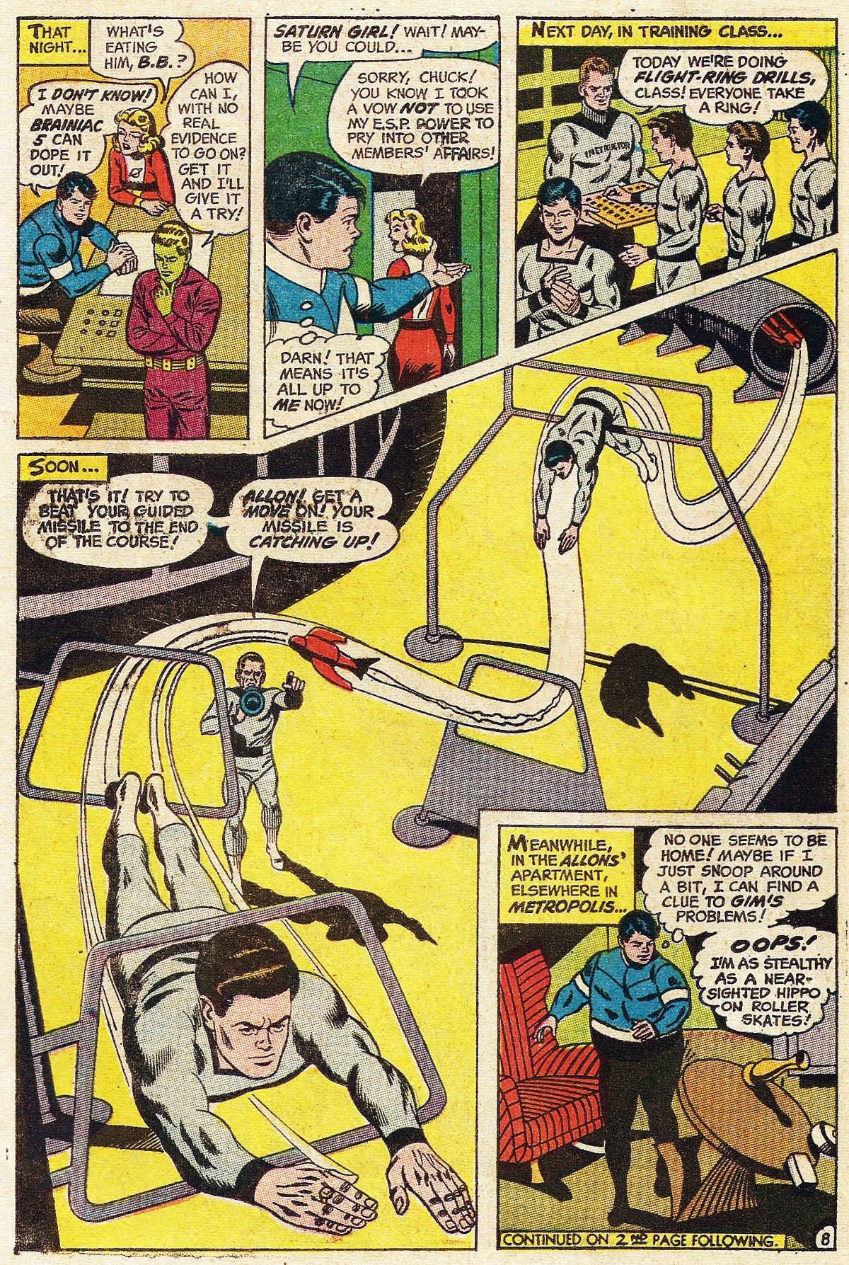 Read online Adventure Comics (1938) comic -  Issue #371 - 11